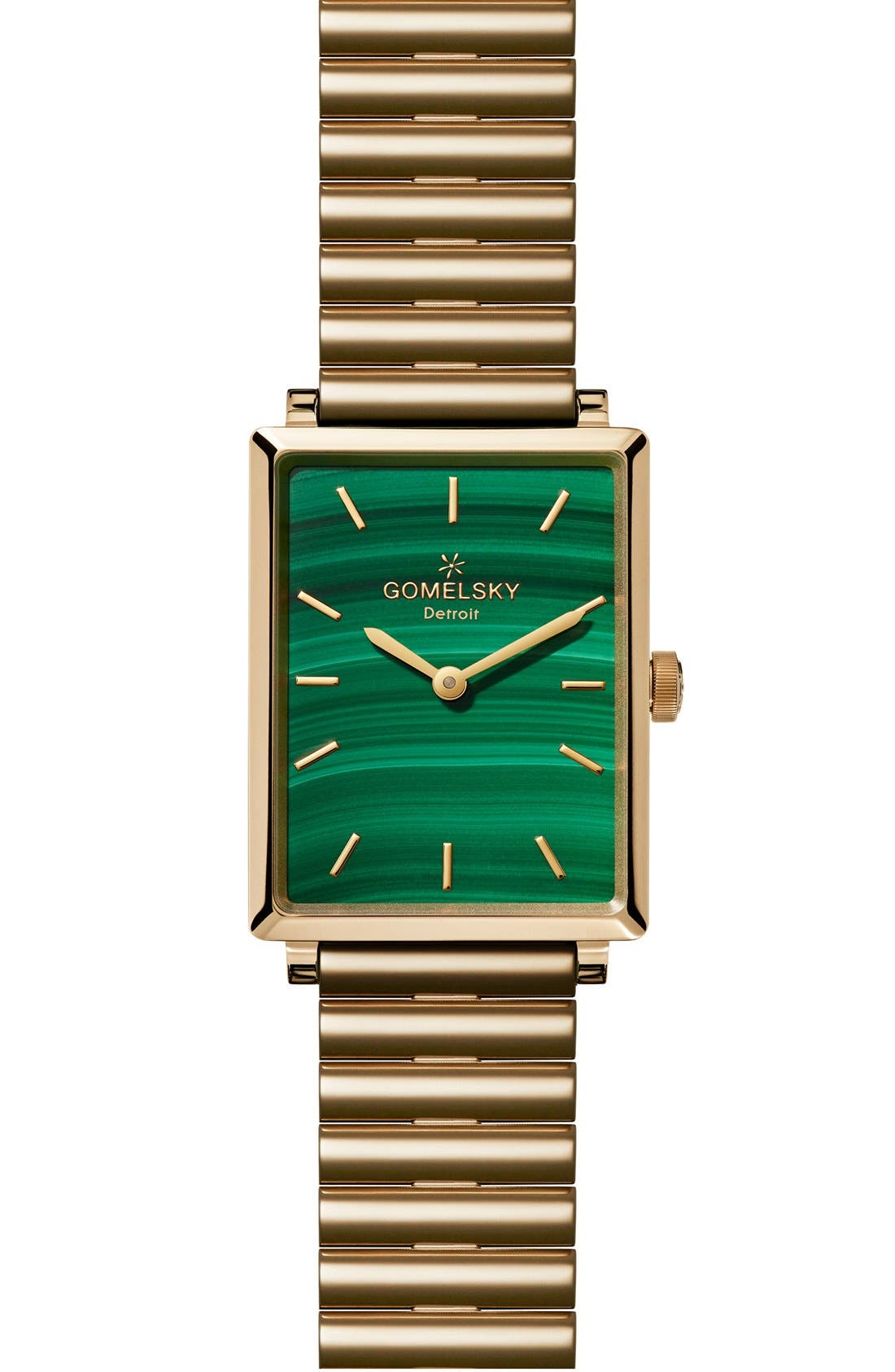 Main Image - Gomelsky The Shirley Fromer Bracelet Watch, 25mm x 35mm