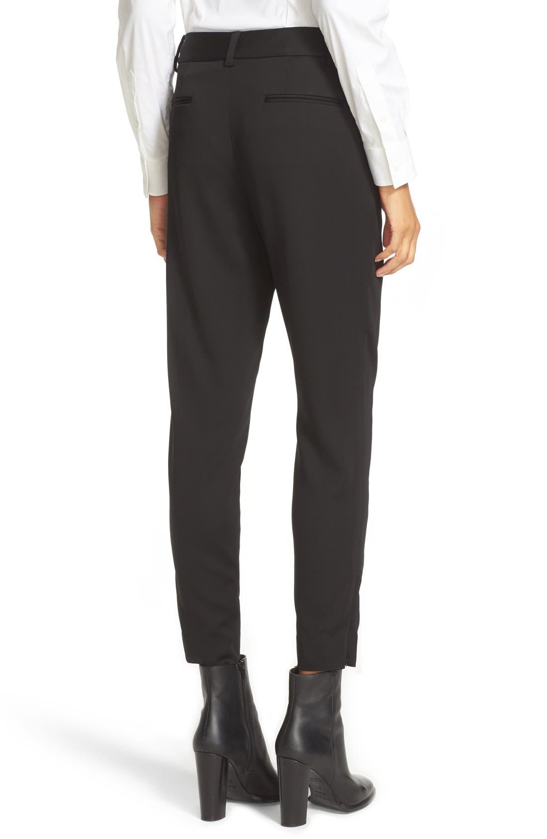Alternate Image 3  - DKNY Relaxed Crop Pants