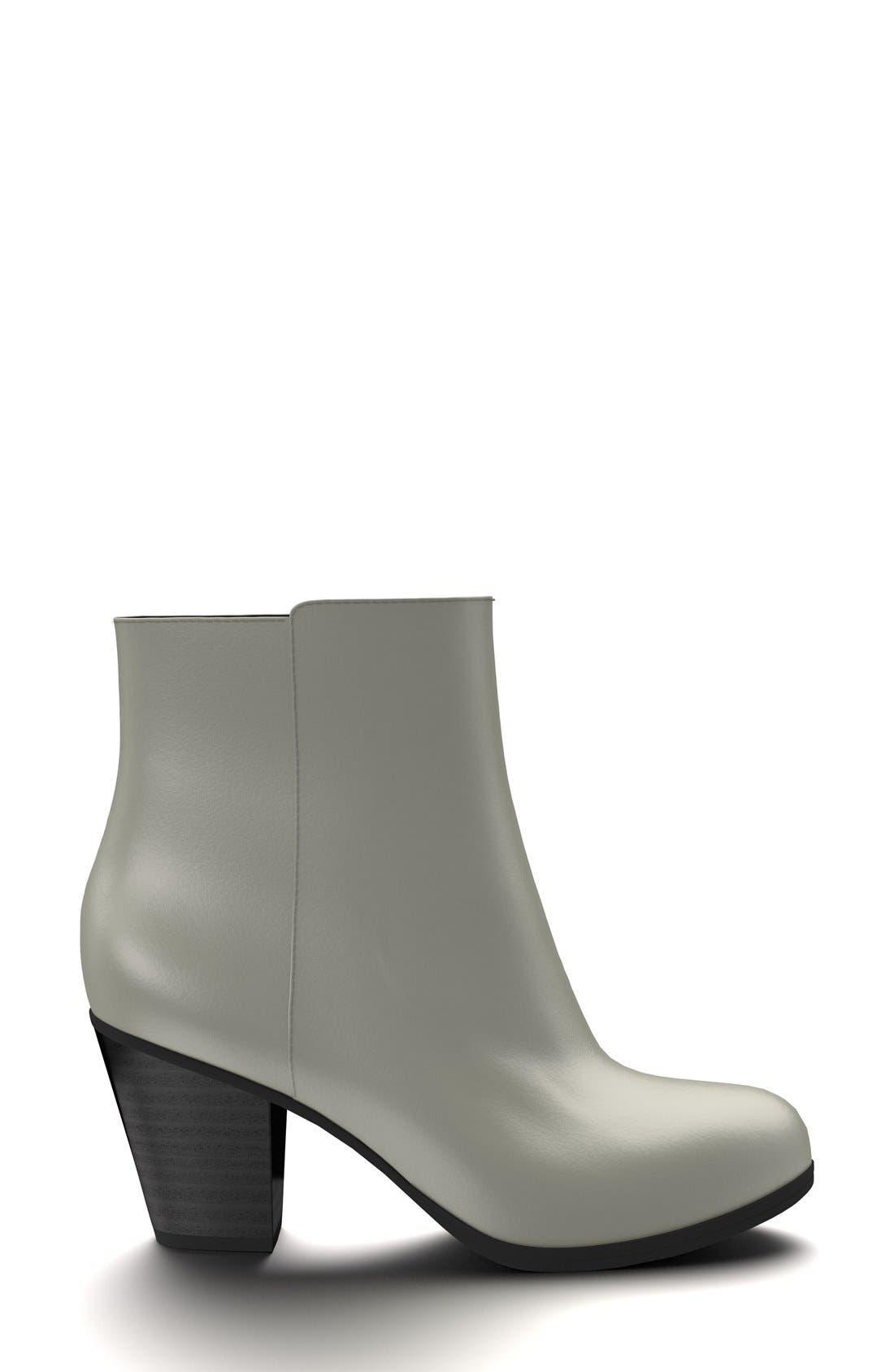 Alternate Image 2  - Shoes of Prey Block Heel Bootie (Women)