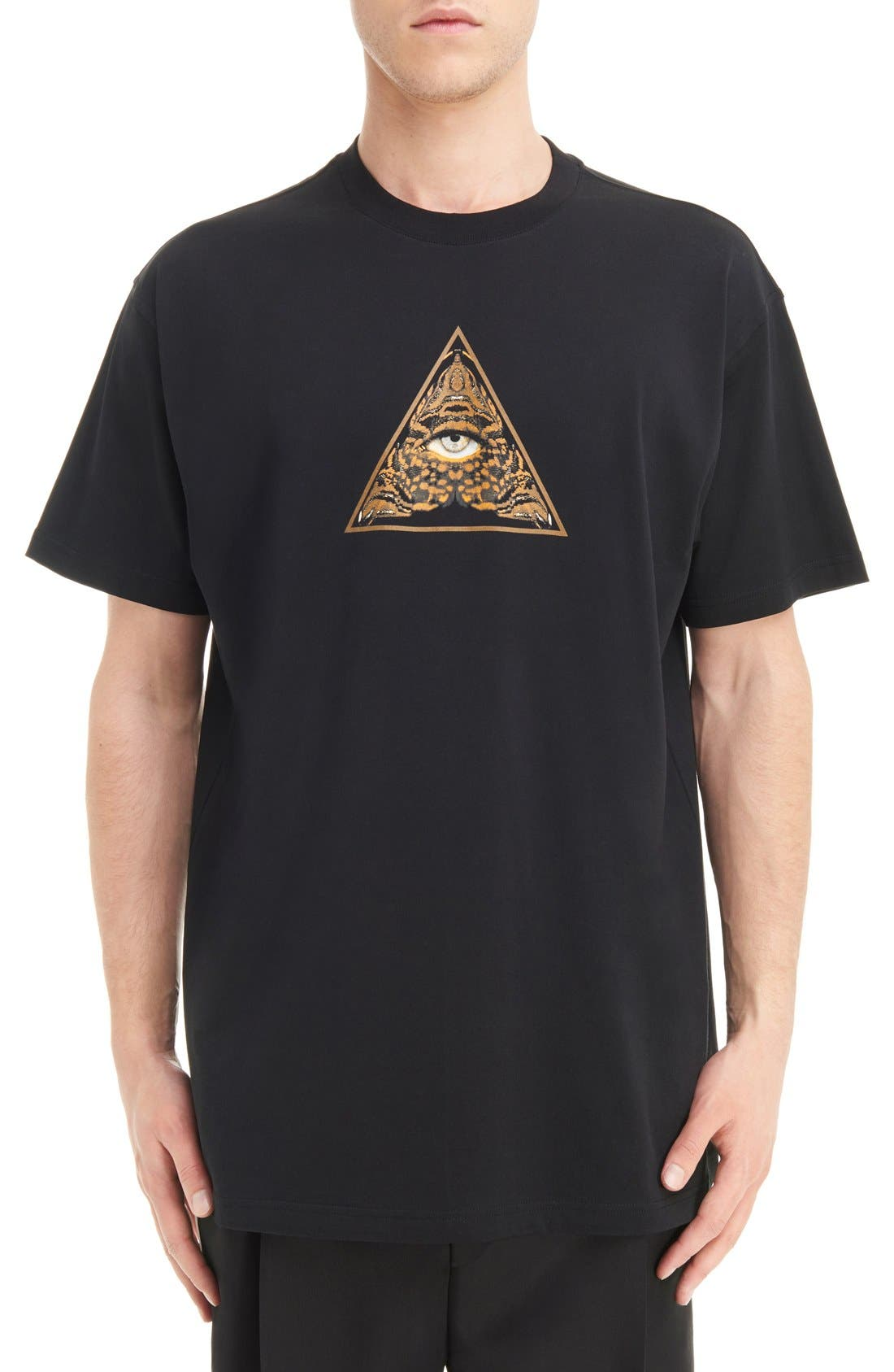 GIVENCHY Eye Graphic T-Shirt