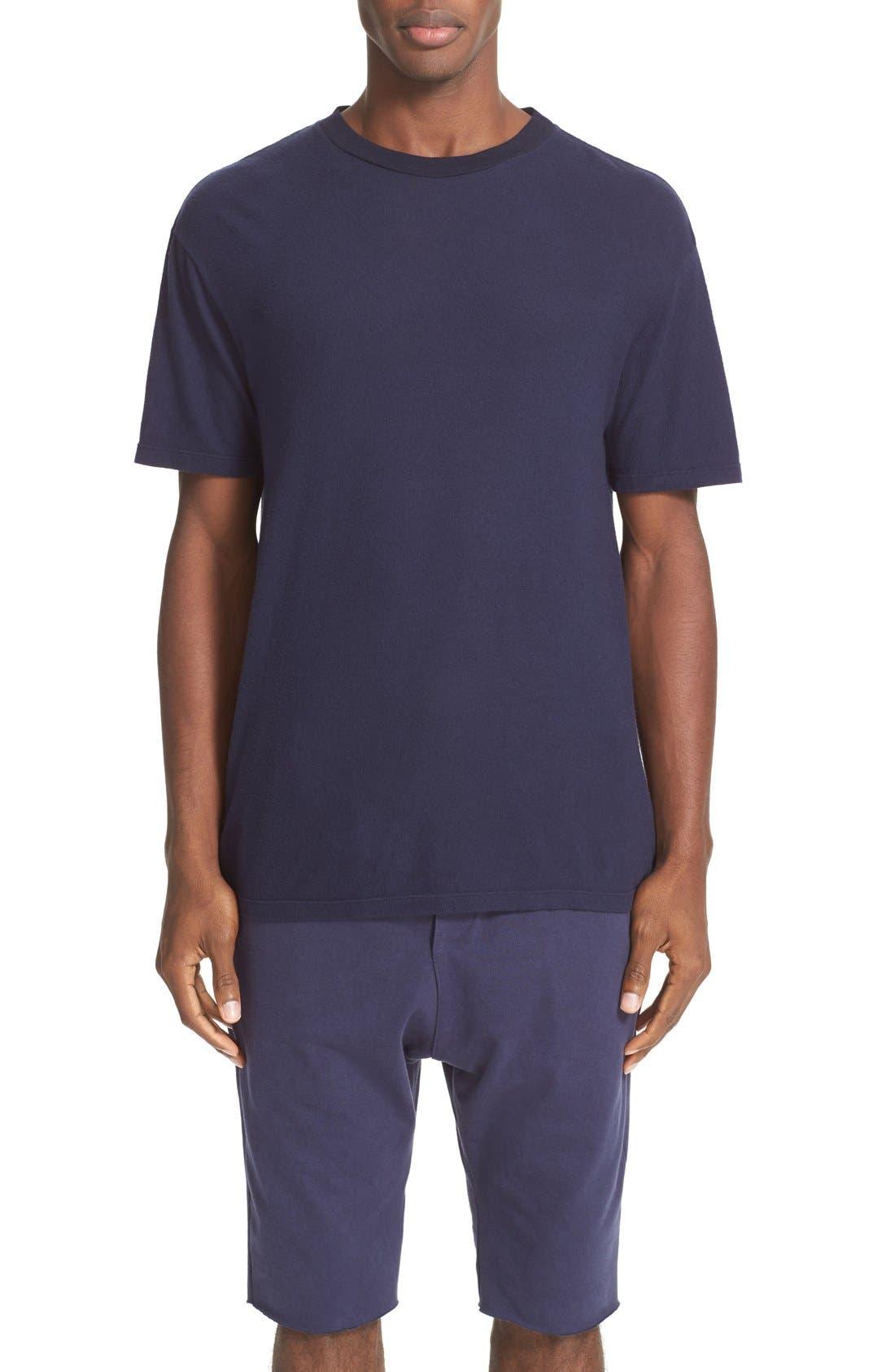 DRIFTER 'Pavel' Crewneck T-Shirt