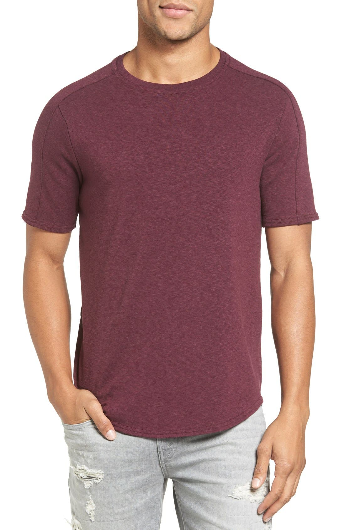 W.R.K Douglas Cotton Blend T-Shirt