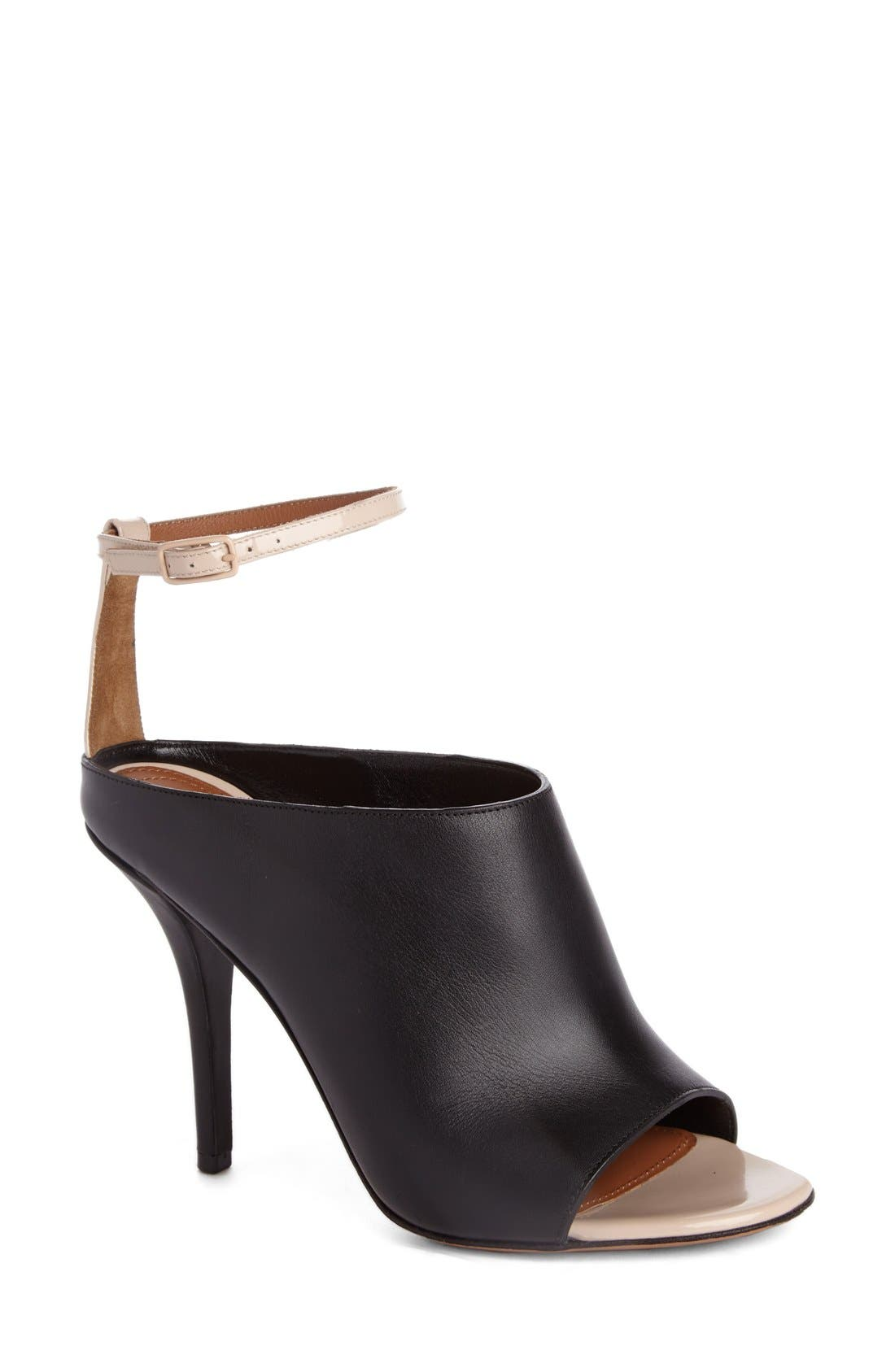 Alternate Image 1 Selected - Givenchy Ankle Strap Sandal (Women)