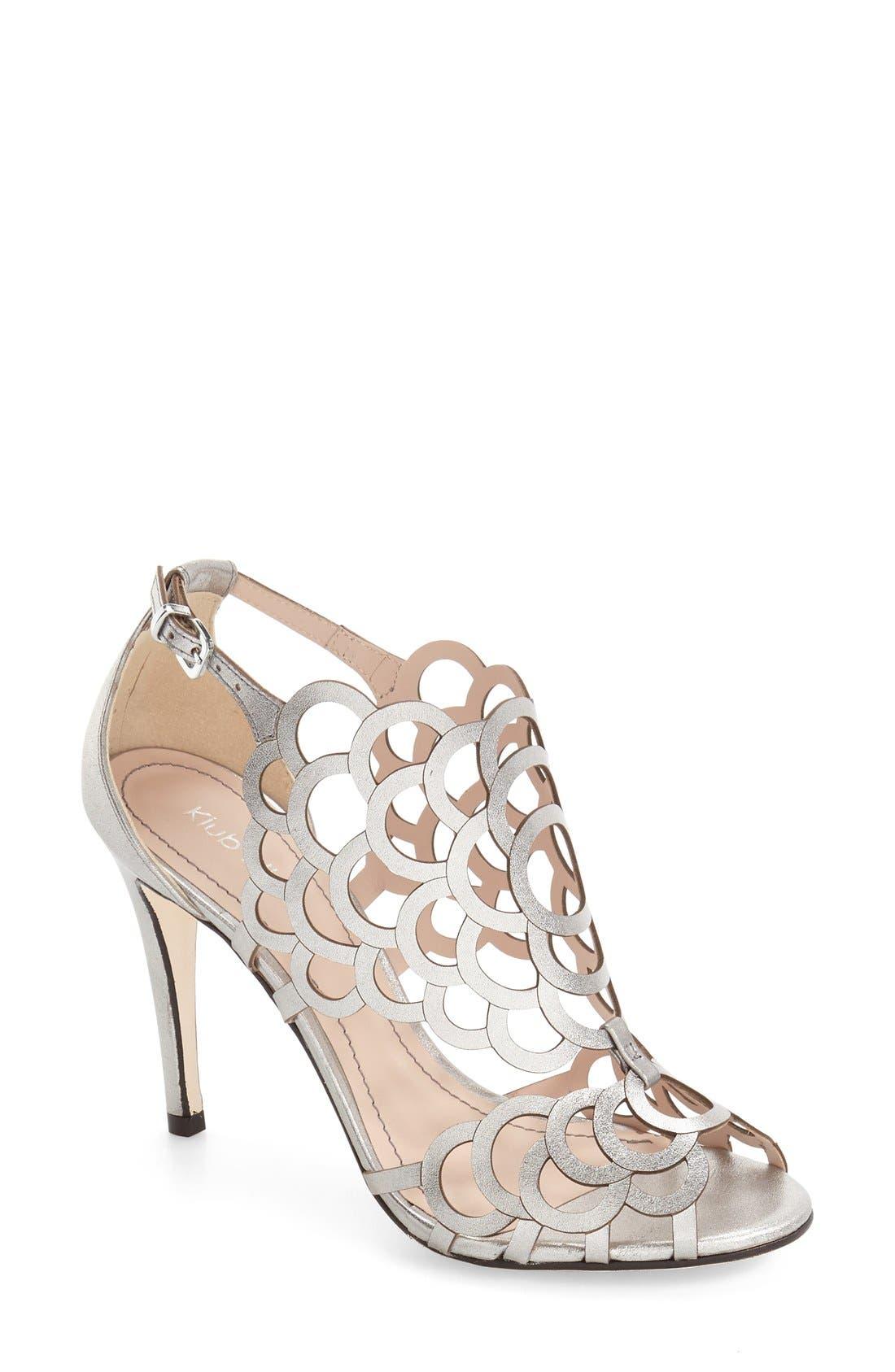 KLUB NICO 'Millie' Cutout Sandal