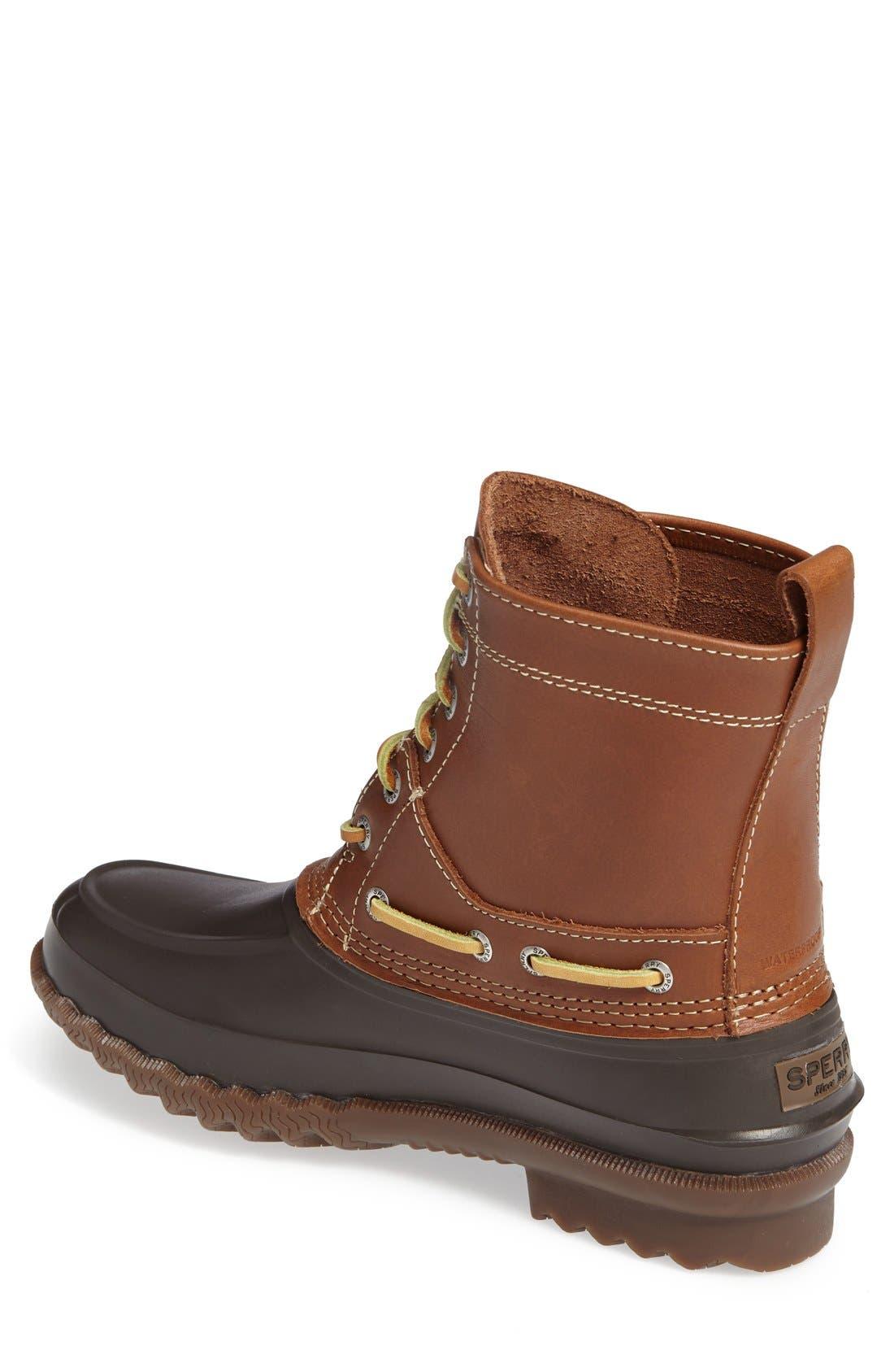 Alternate Image 2  - Sperry 'Decoy' Waterproof Boot (Men)