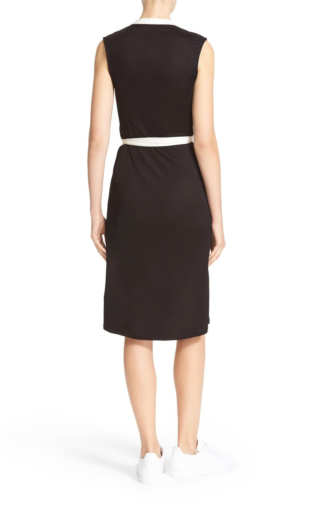 Alternate Image 2  - Diane von Furstenberg Valena Wrap Dress