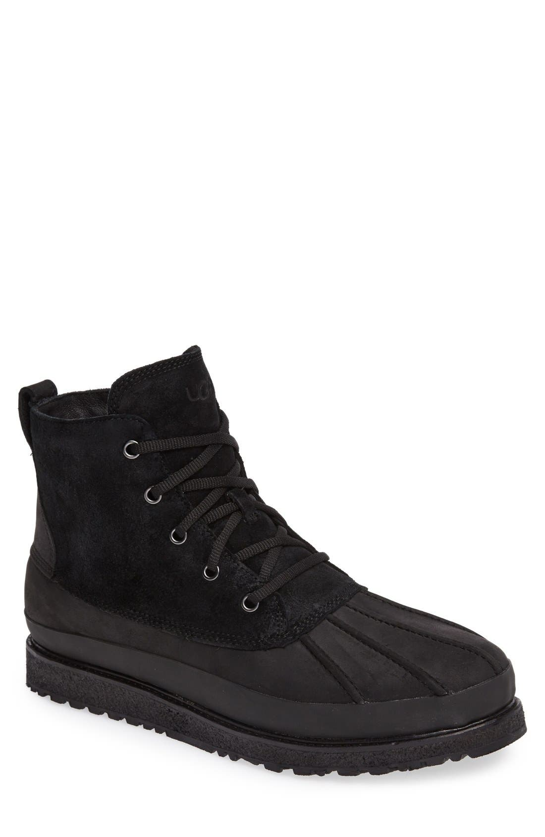 Main Image - UGG® Fairbanks Waterproof Boot (Men)