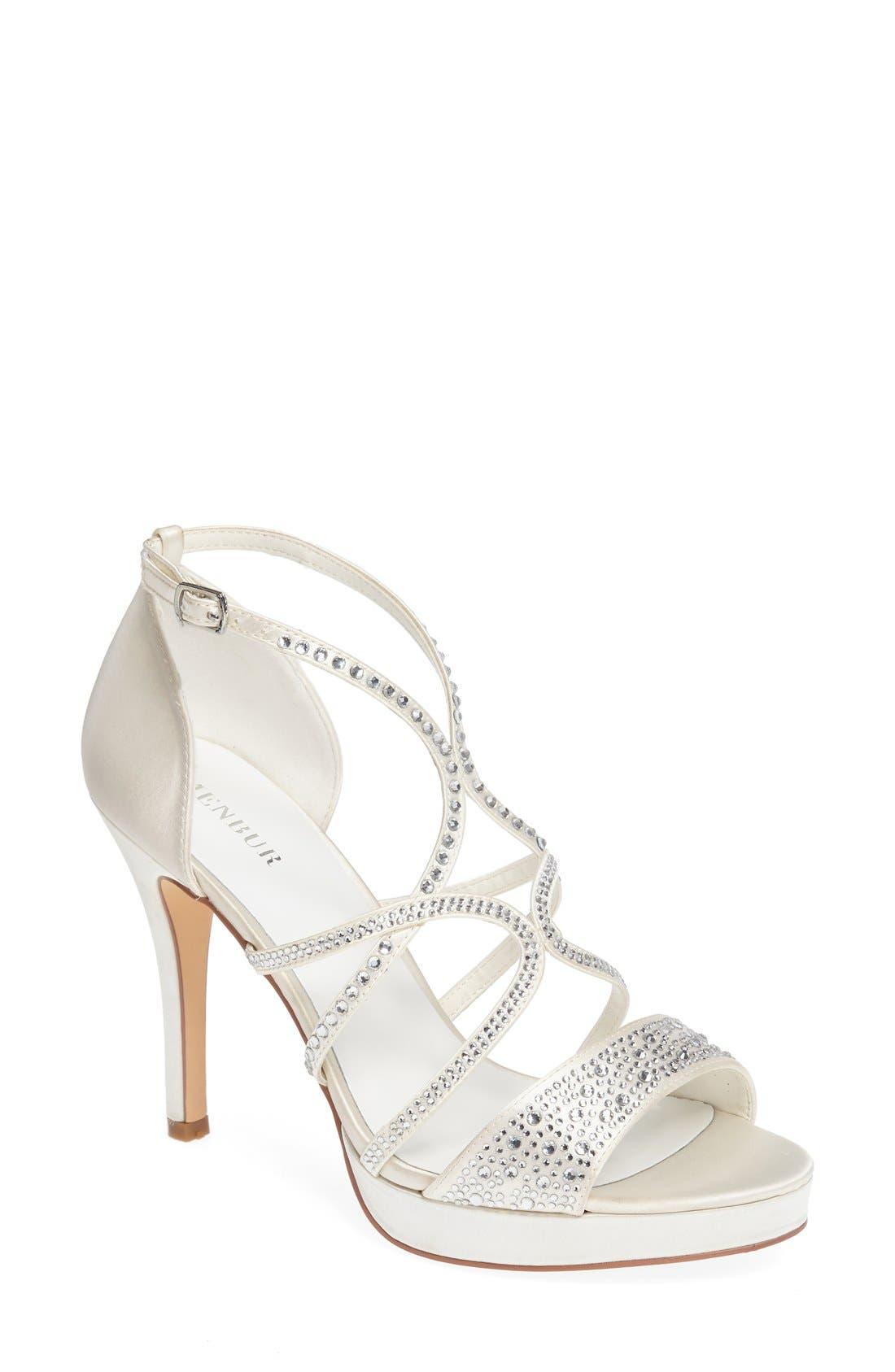 Alternate Image 1 Selected - Menbur Maite Platform Sandal (Women)