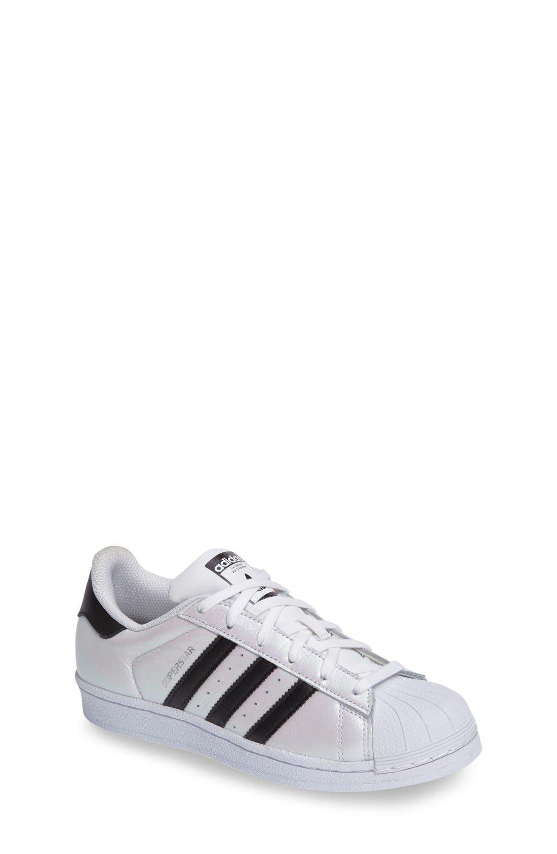 Main Image - adidas Superstar Metallic Sneaker