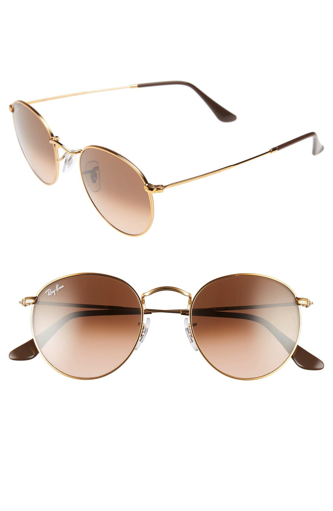 Ray-Ban Icons 50mm Retro Sunglasses