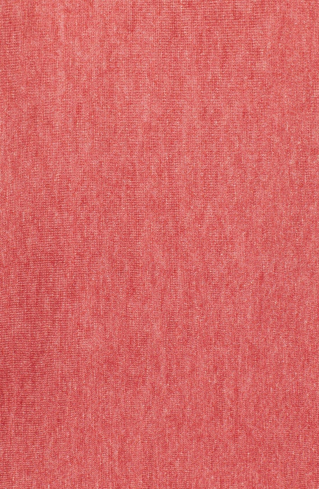 Alternate Image 5  - Eileen Fisher Scoop Neck Sweater (Regular & Petite)
