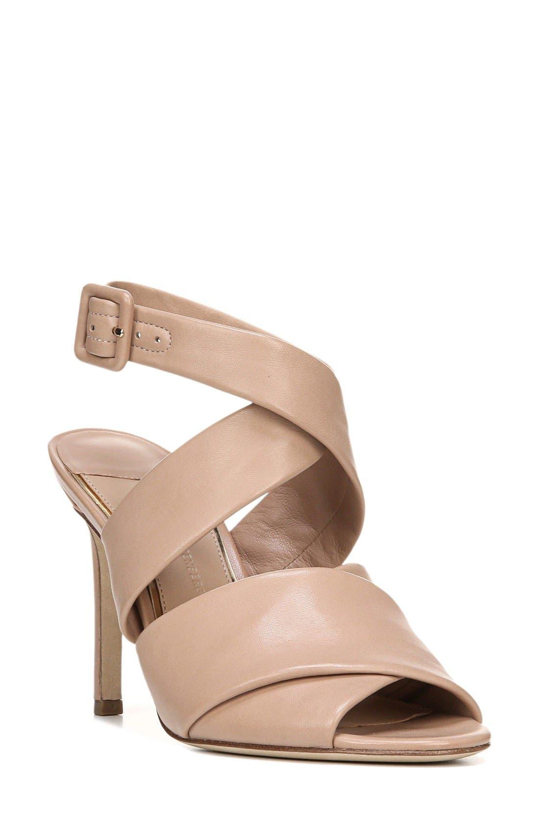 DIANE VON FURSTENBERG Sondria Ankle Strap Sandal