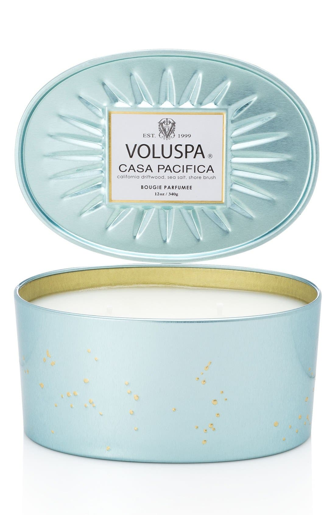 Voluspa'Vermeil- Casa Pacifica' Two-Wick Candle