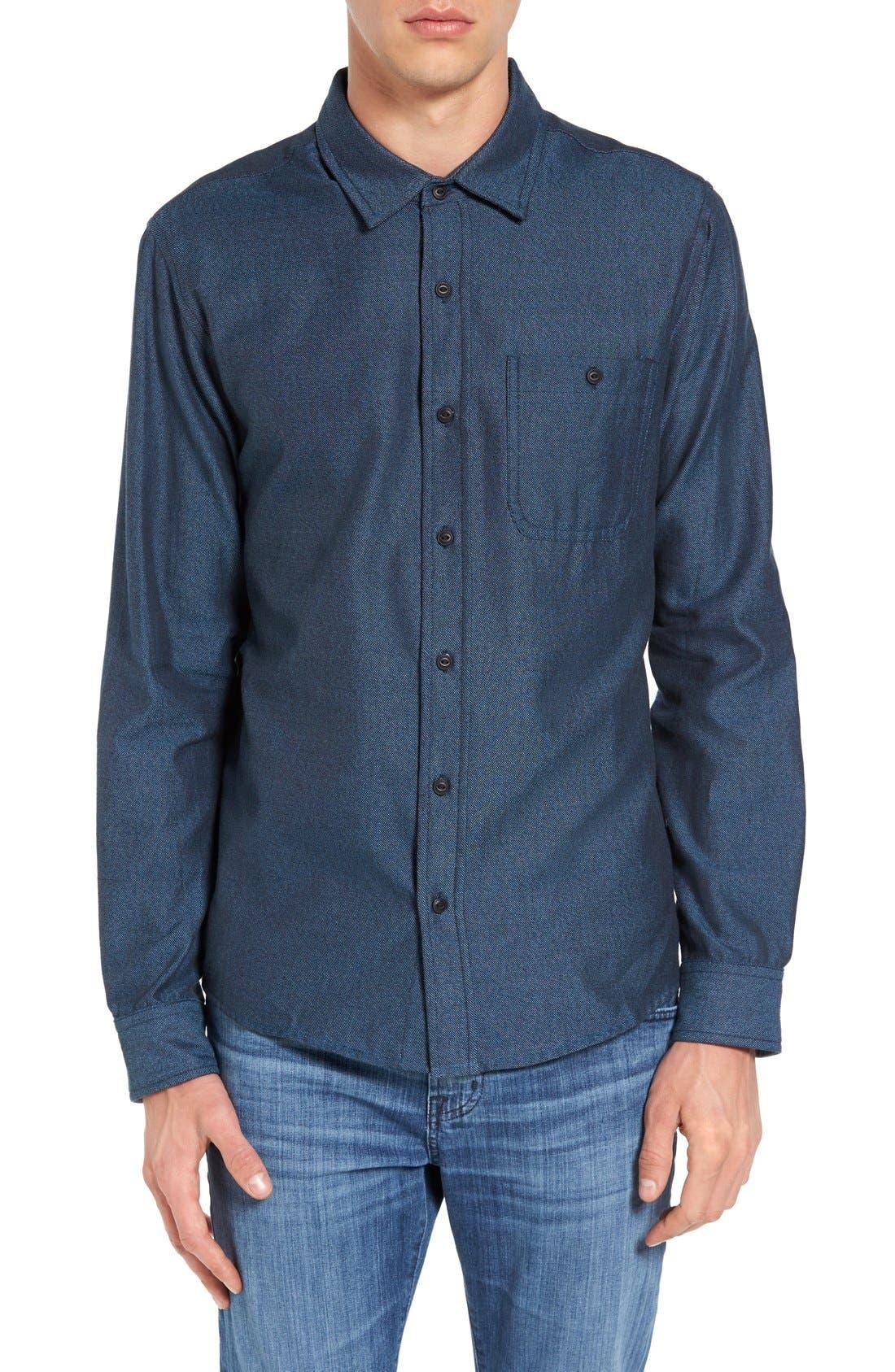 Ezekiel Reserved Woven Shirt