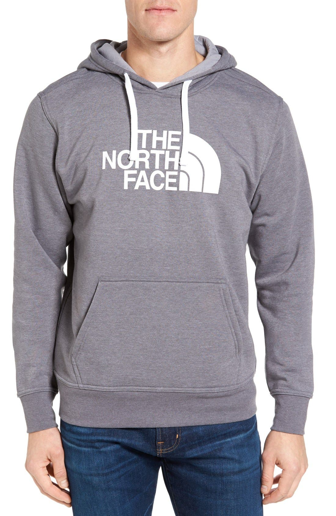 Alternate Image 1 Selected - The North Face Drawstring Hoodie