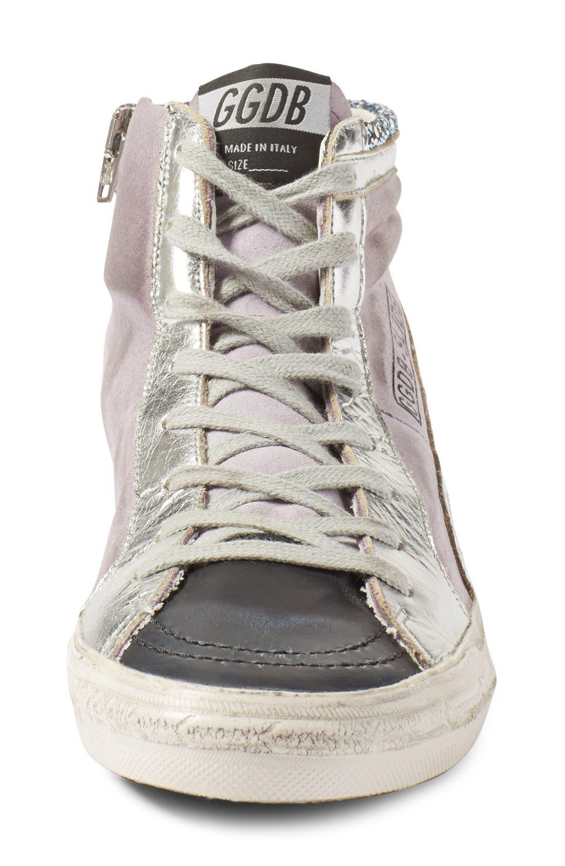 Alternate Image 3  - Golden Goose 'Slide' High Top Sneaker (Women)