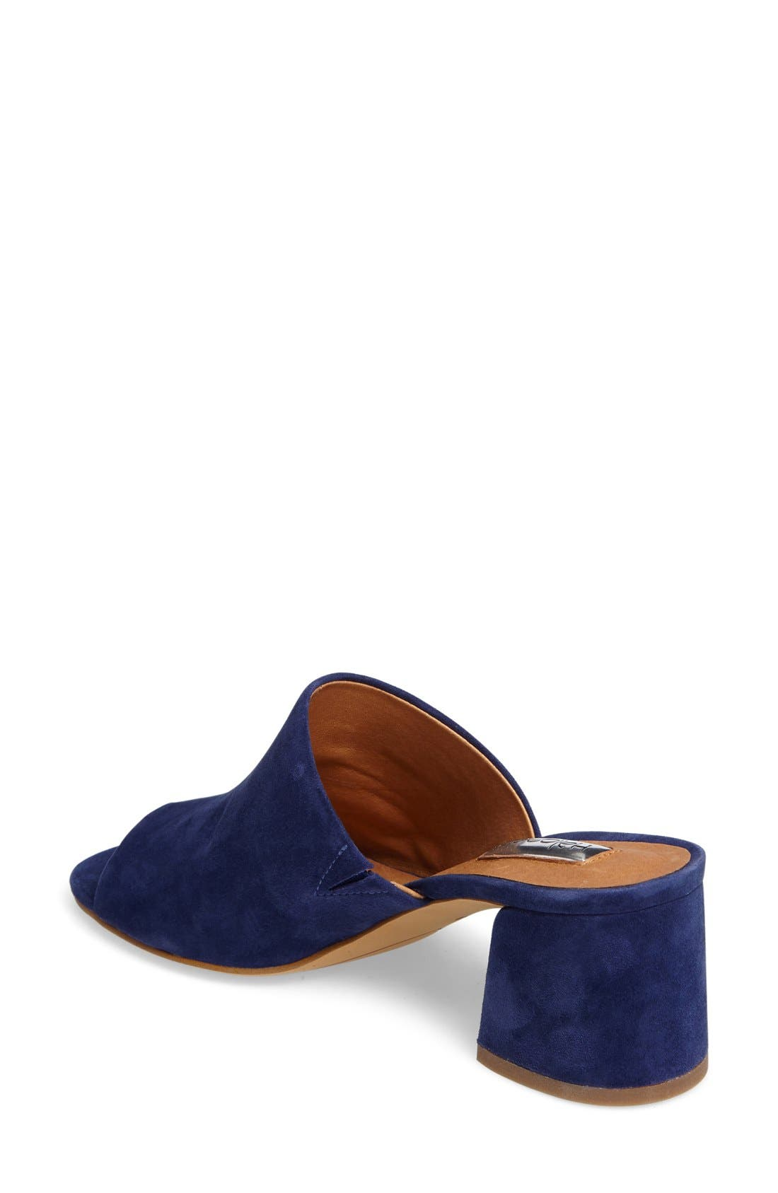 Alternate Image 2  - Halogen® Freda Slide Sandal (Women)
