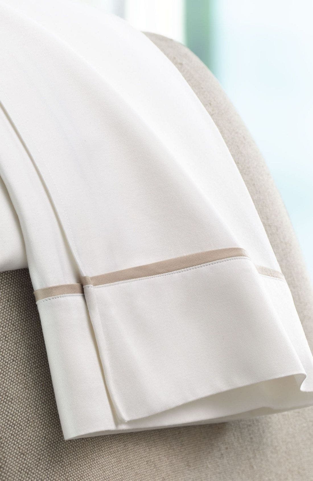Alternate Image 1 Selected - Westin At Home 300 Thread Count Luxe Flat Sheet