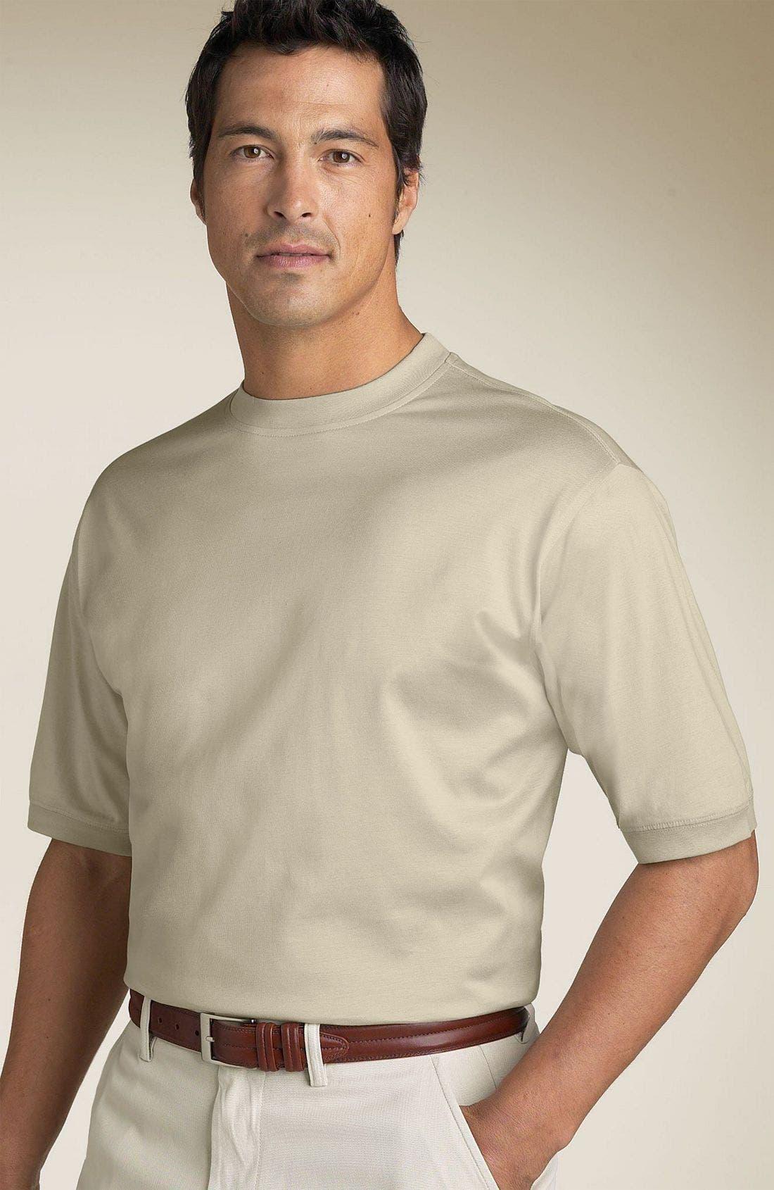 Alternate Image 1 Selected - Tricots St. Raphael® Mercerized Cotton T-Shirt