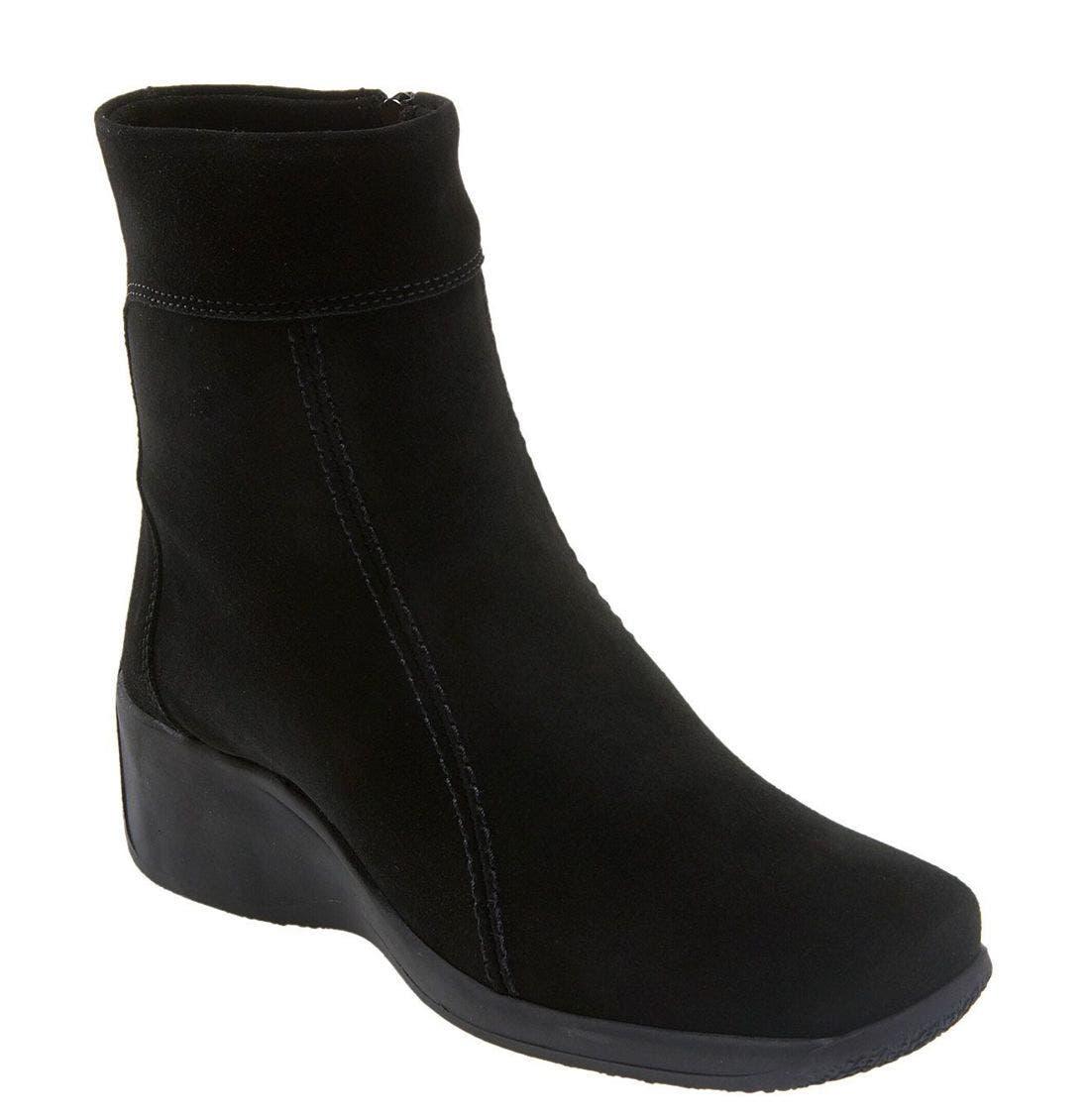 Alternate Image 1 Selected - La Canadienne 'Felicia' Waterproof Ankle Boot