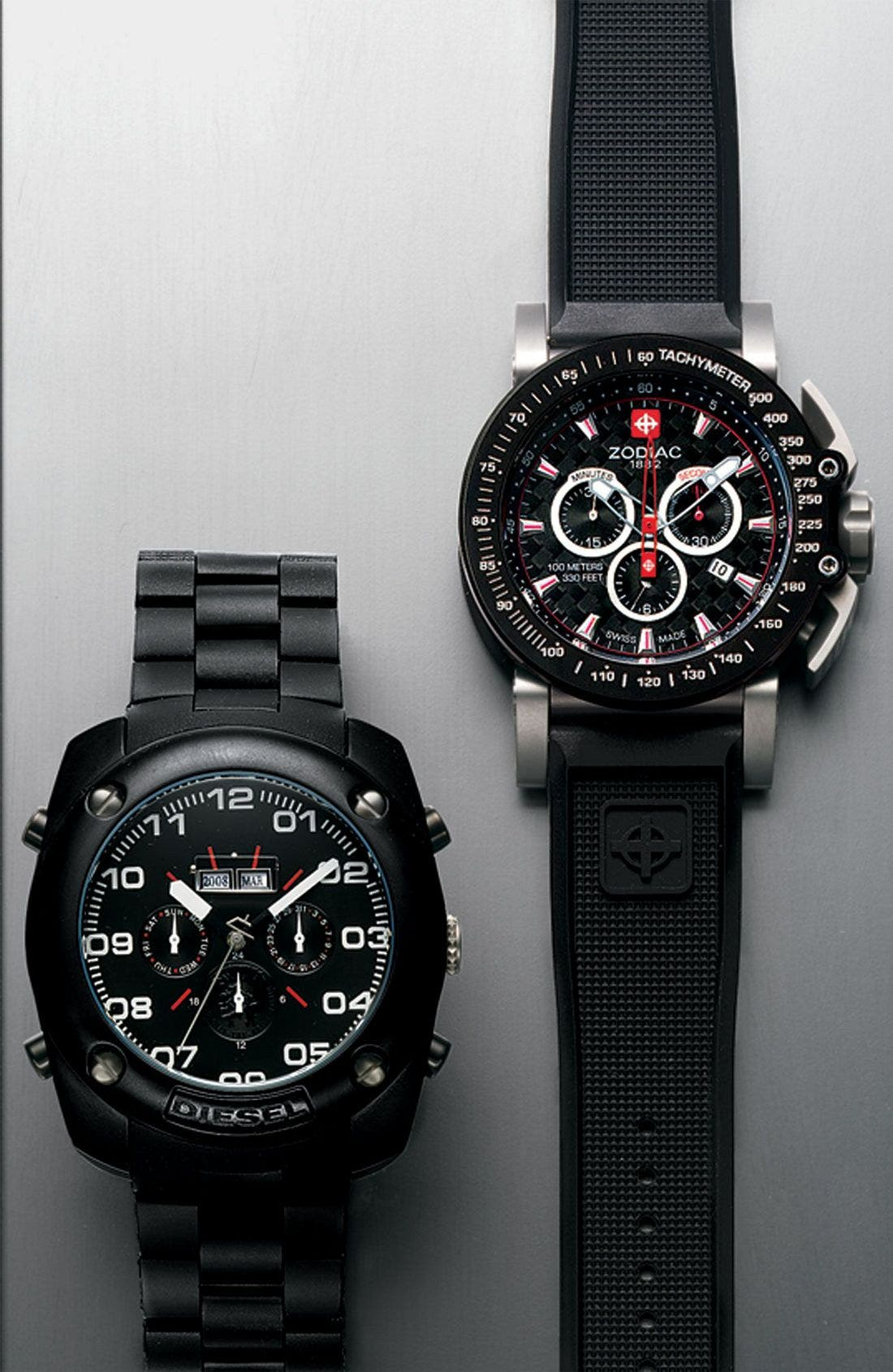 Alternate Image 2  - Zodiac Chronograph Watch