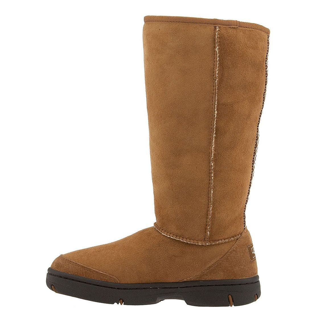 Alternate Image 2  - UGG® Australia 'Ultimate Tall Braid' Boot (Women)