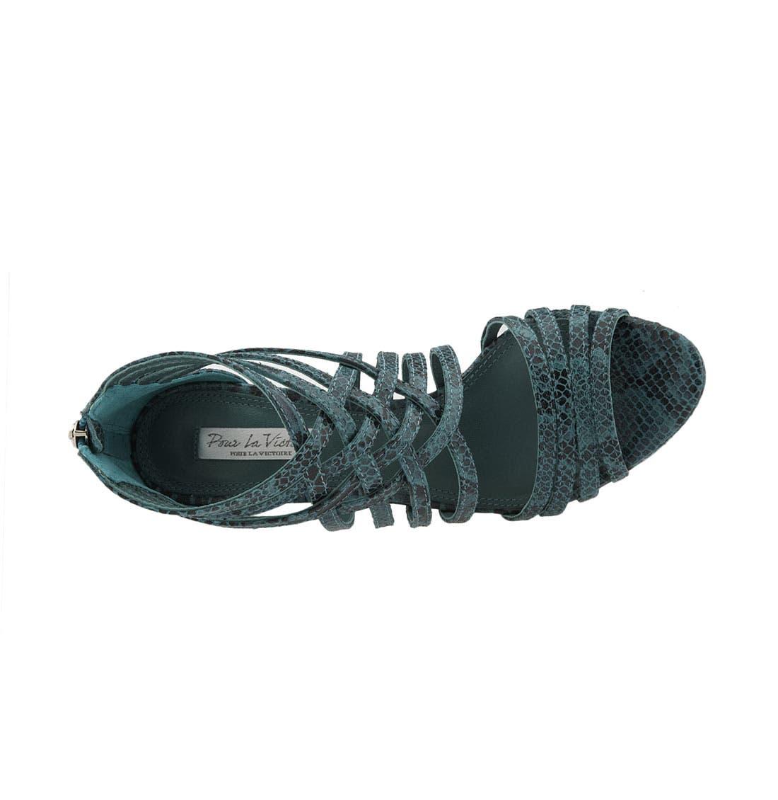 Alternate Image 3  - Pour la Victoire 'Bethanie' Sandal