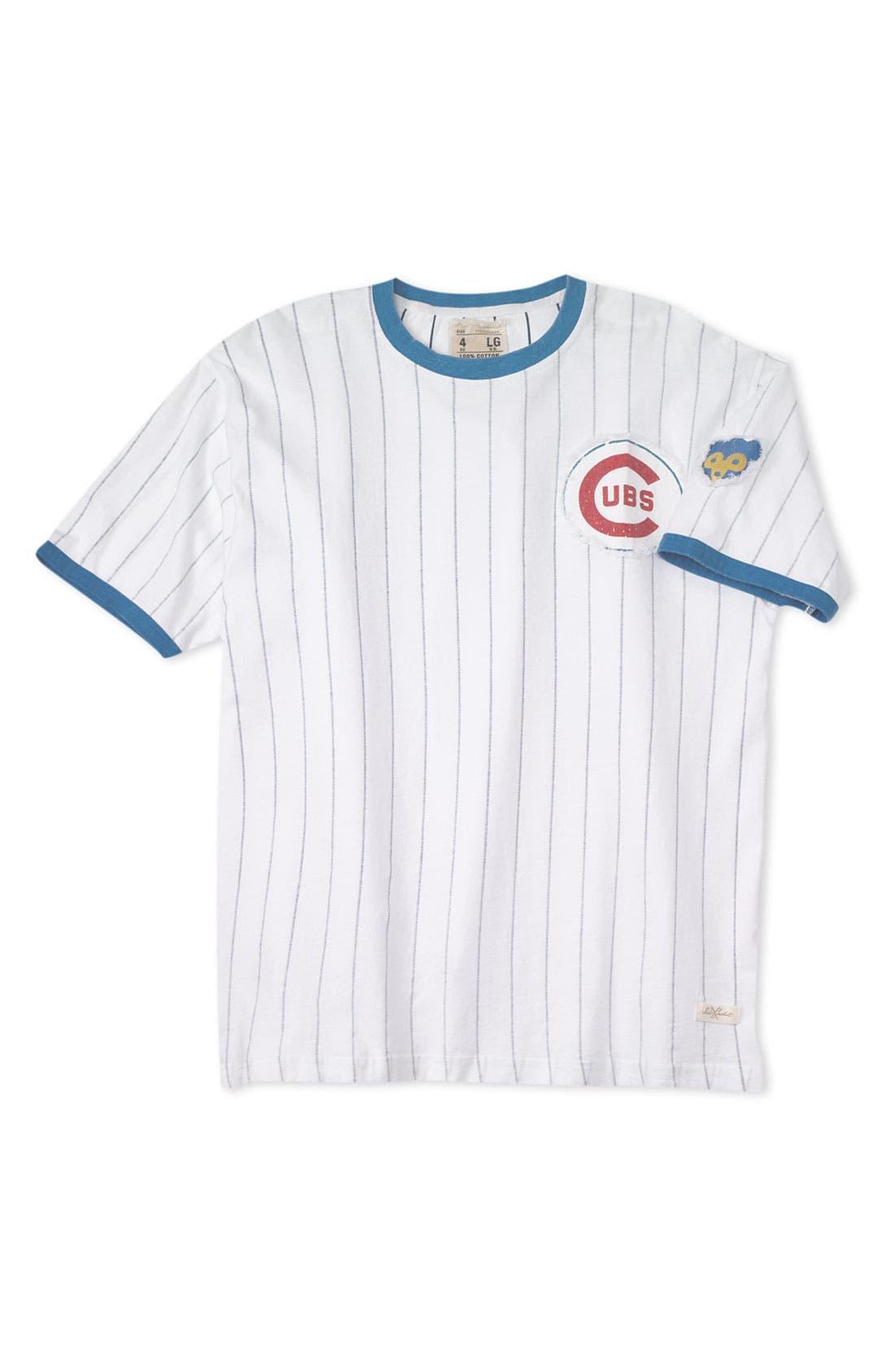 Alternate Image 1 Selected - Red Jacket 'Chicago Cubs' Crewneck T-Shirt (Men)