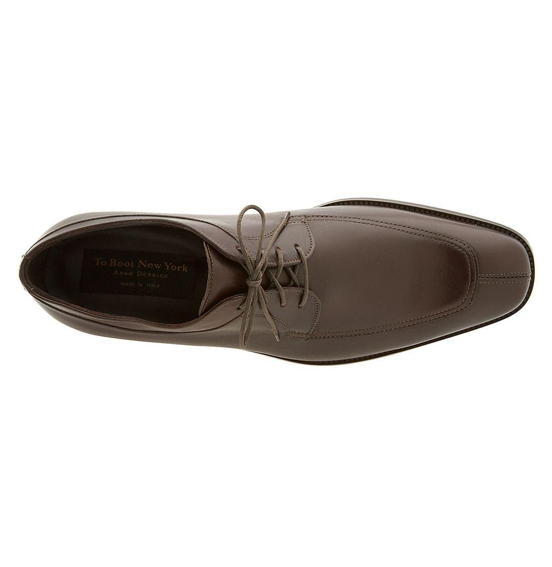 Alternate Image 3  - To Boot New York 'Randall' Split Toe Oxford