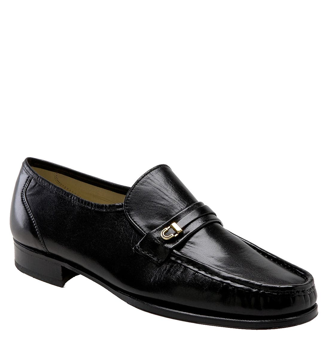 FLORSHEIM 'Como Imperial' Roll-Front Moccasin