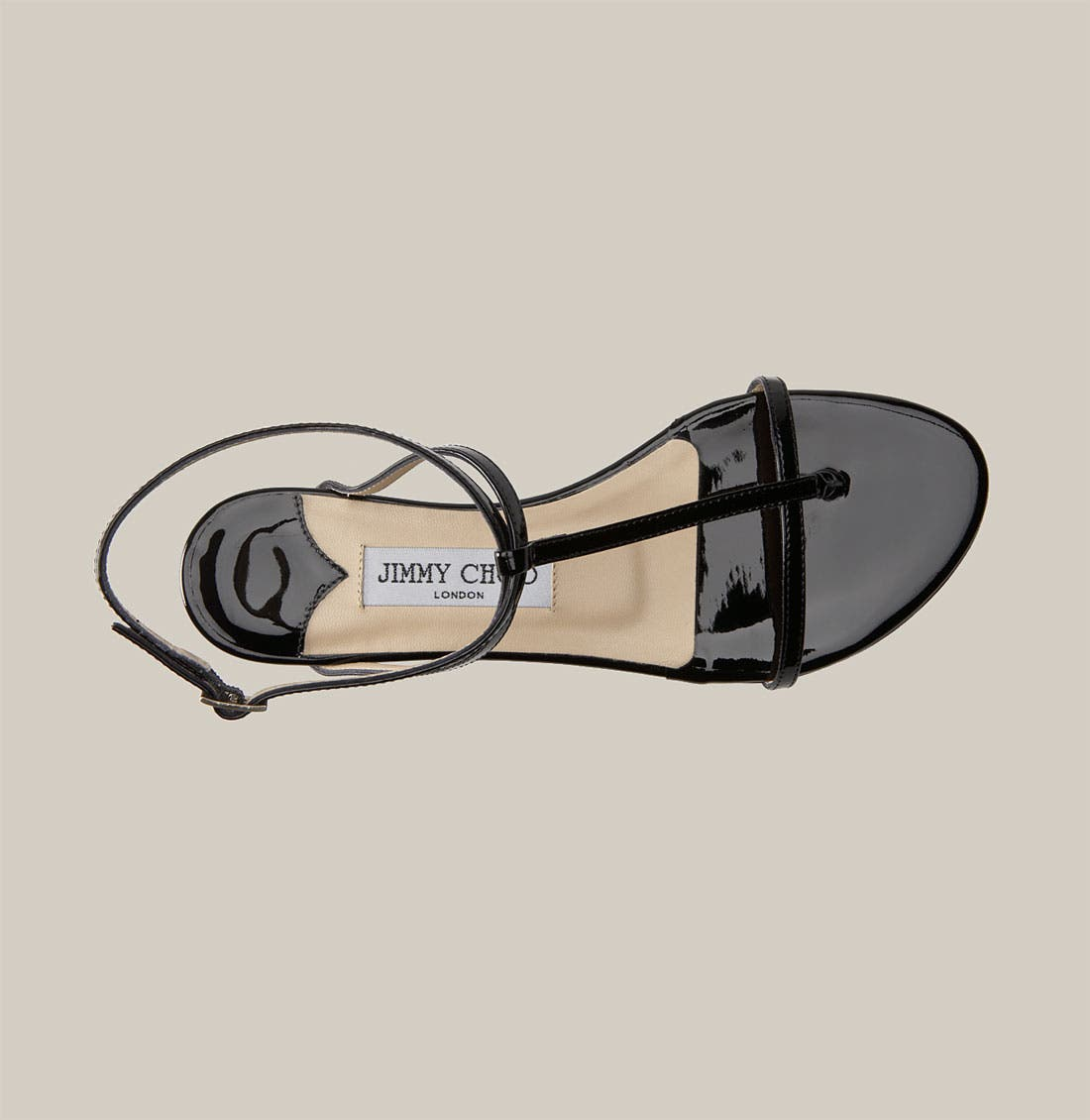 Alternate Image 3  - Jimmy Choo 'Fiona' T-Strap Sandal