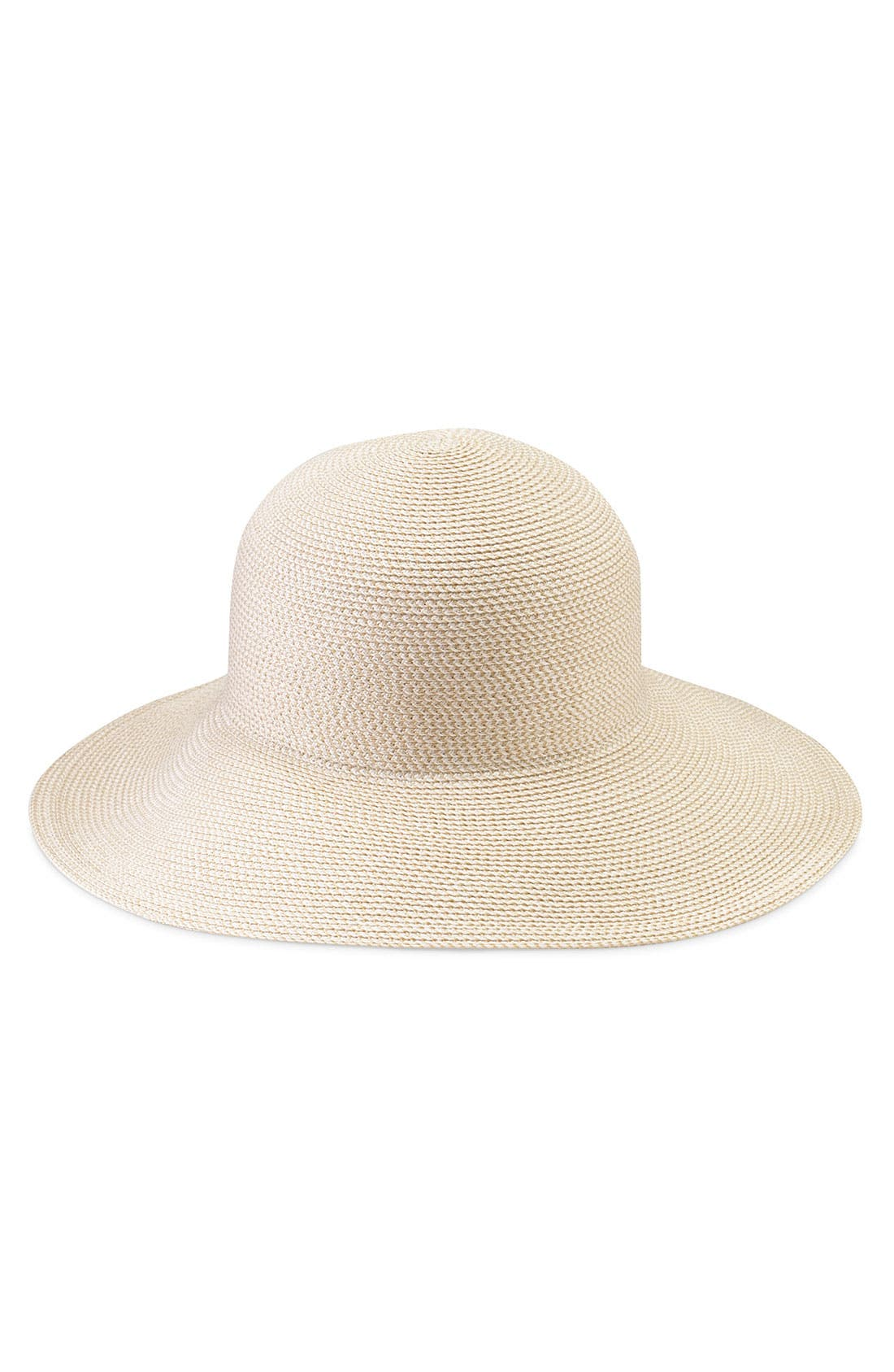 Alternate Image 1 Selected - Eric Javits 'Squishee® IV' Wide Brim Hat