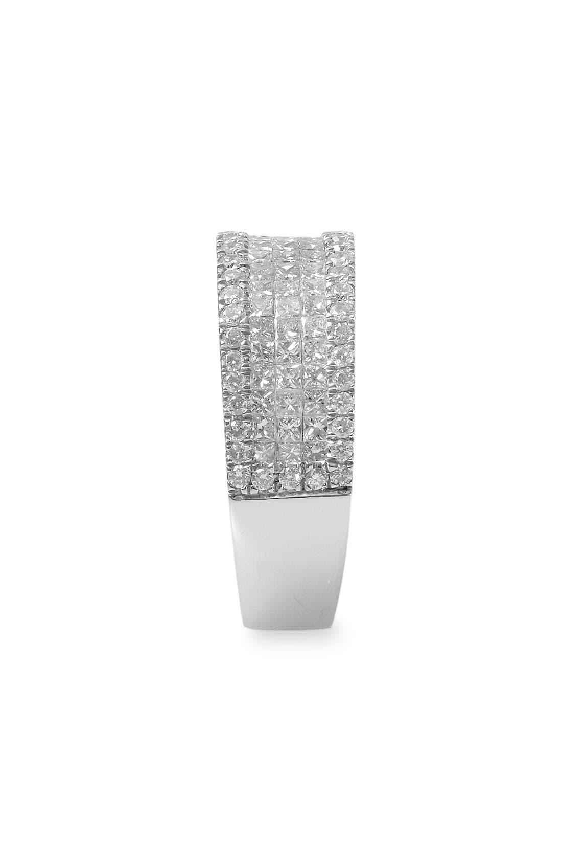 Alternate Image 2  - Bony Levy Five Row Diamond Ring (Nordstrom Exclusive)