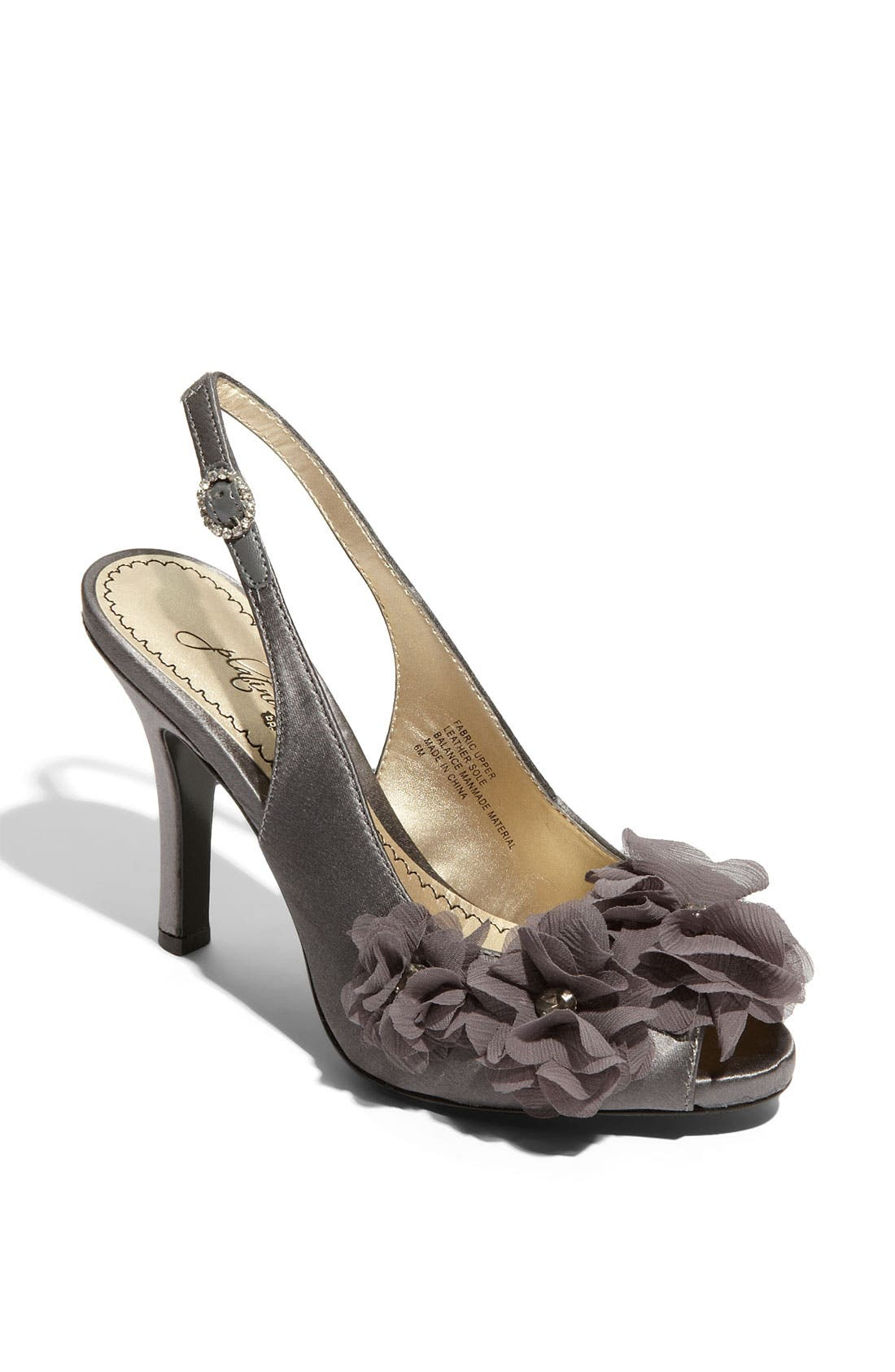 Alternate Image 1 Selected - BP. 'Summer' Satin Pump