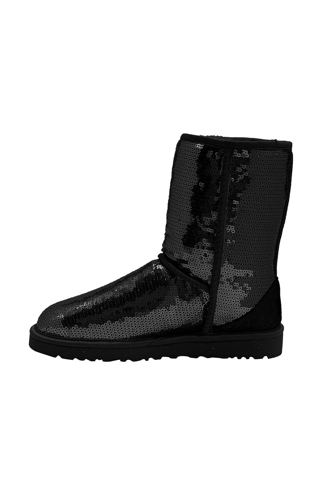 Alternate Image 2  - UGG® Classic Short with Sparkles Boot