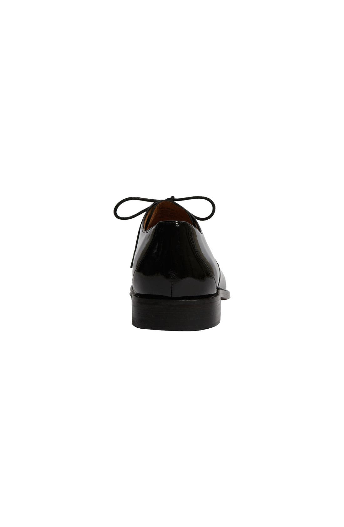 Alternate Image 4  - Florsheim 'Kingston' Patent Leather Oxford (Men)