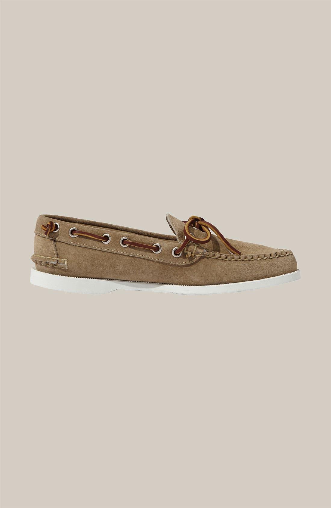 Alternate Image 2  - Ralph Lauren Collection 'Theodora' Boat Shoe