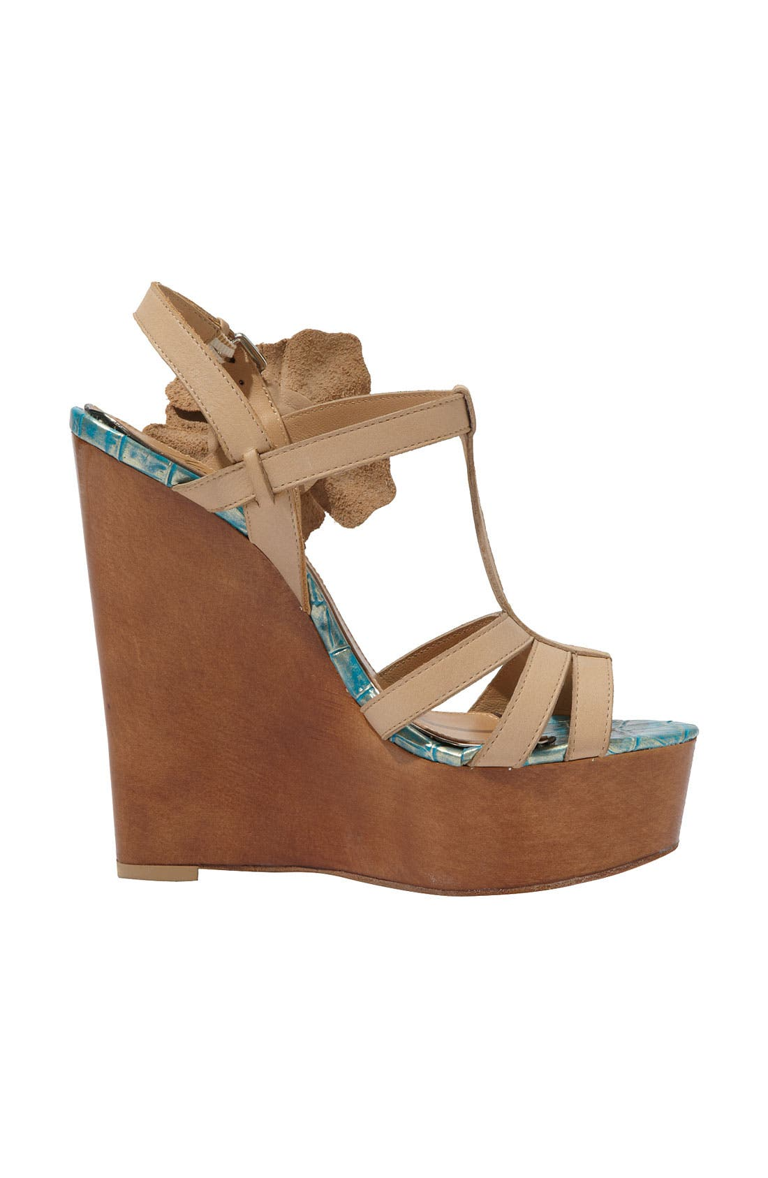 Alternate Image 2  - Mark & James by Badgley Mischka 'Maiko' T-Strap Sandal