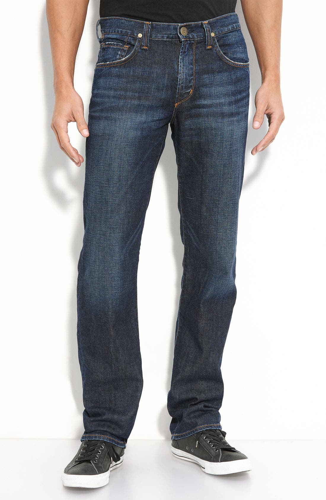 Main Image - Citizens of Humanity 'Sid' Straight Leg Jeans (Incur)