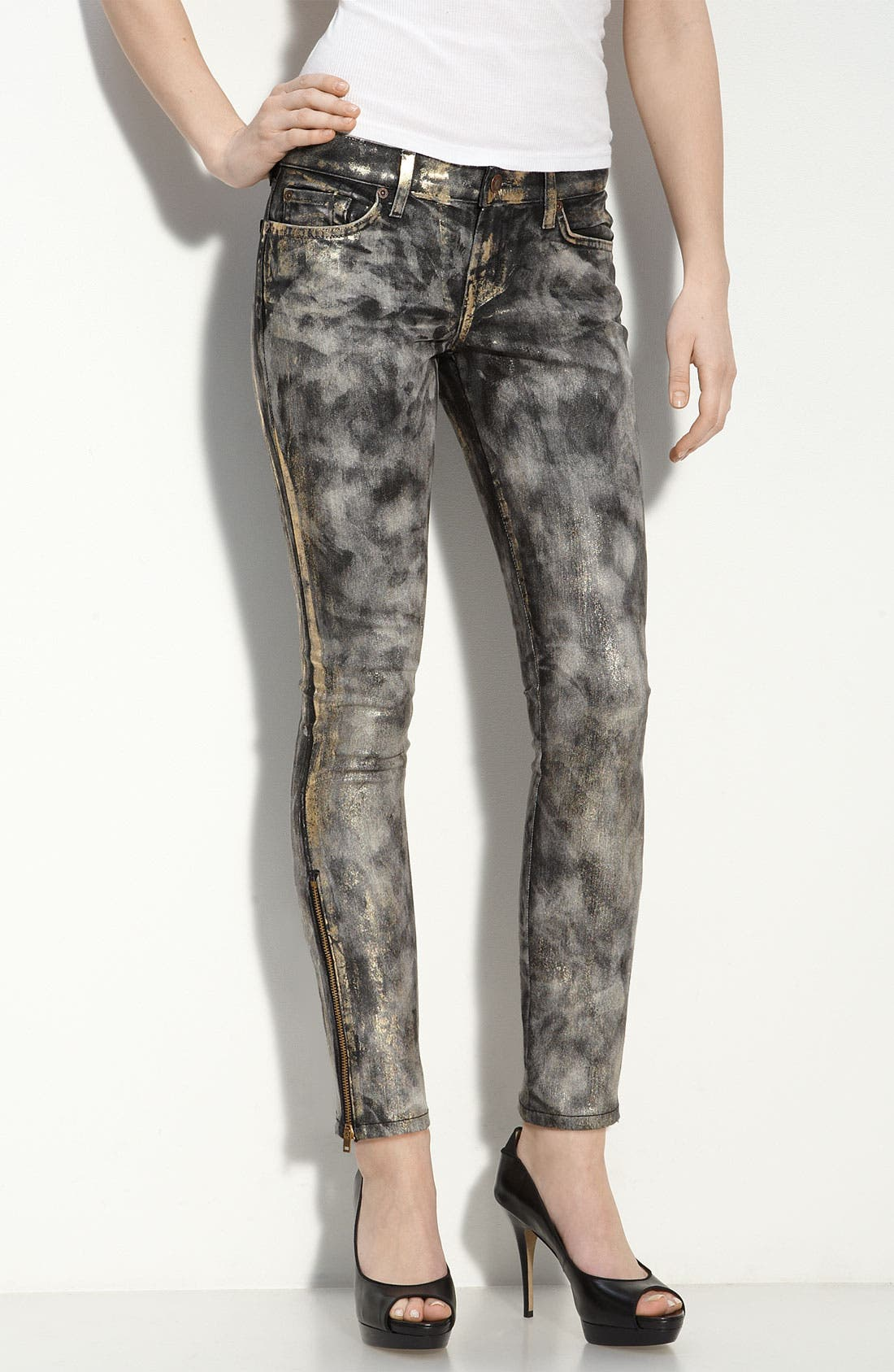 Alternate Image 2  - David Kahn Jeans 'Nikki' Ankle Jeans
