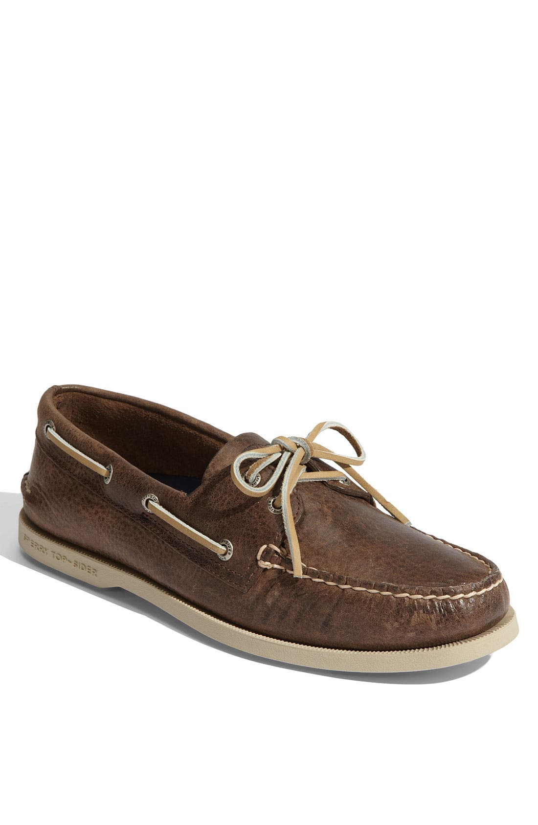 Main Image - Sperry Top-Sider® 'Authentic Original' Salt Washed Boat Shoe