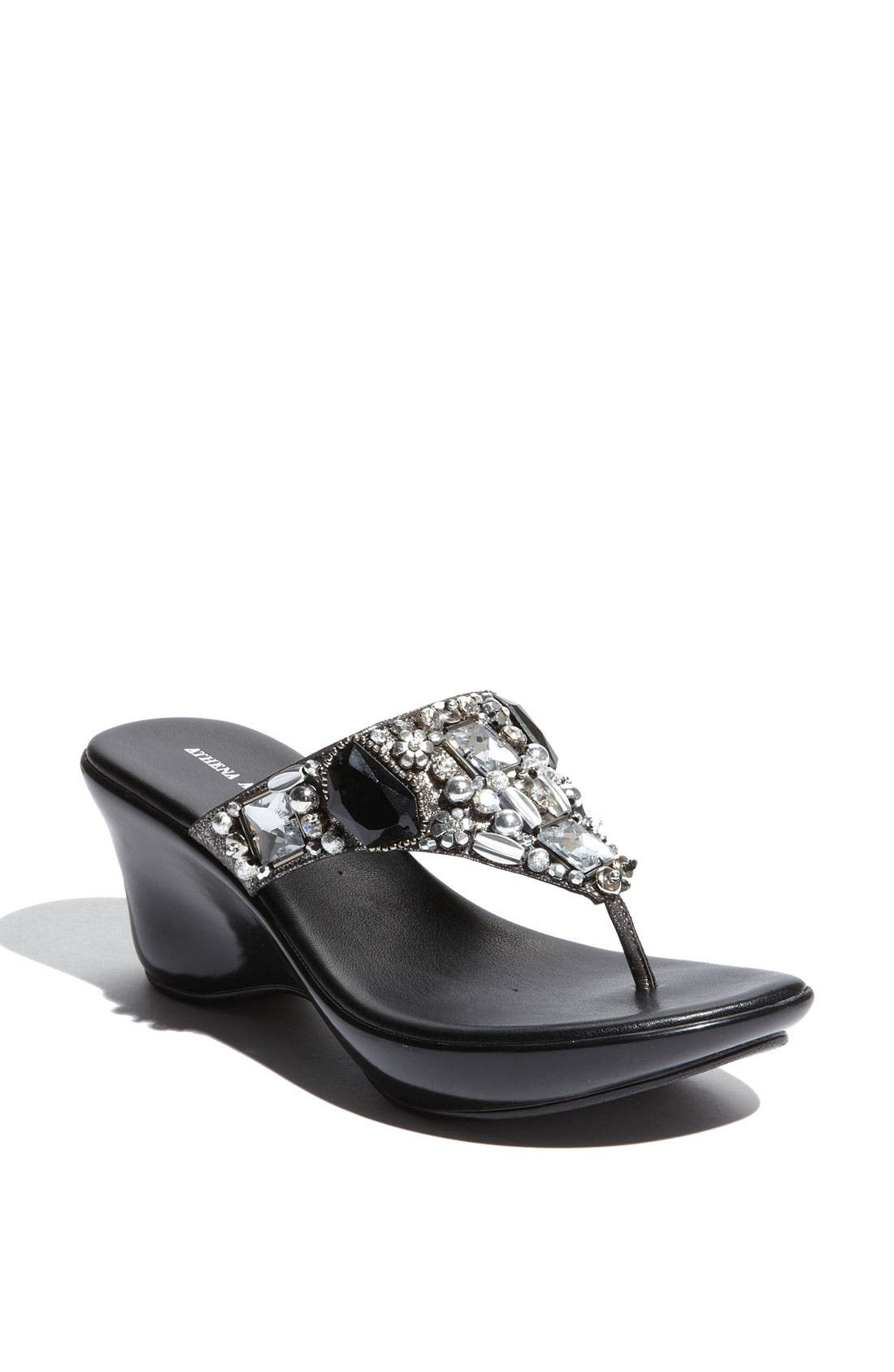 Alternate Image 1 Selected - Athena Alexander 'Suni' Wedge Sandal