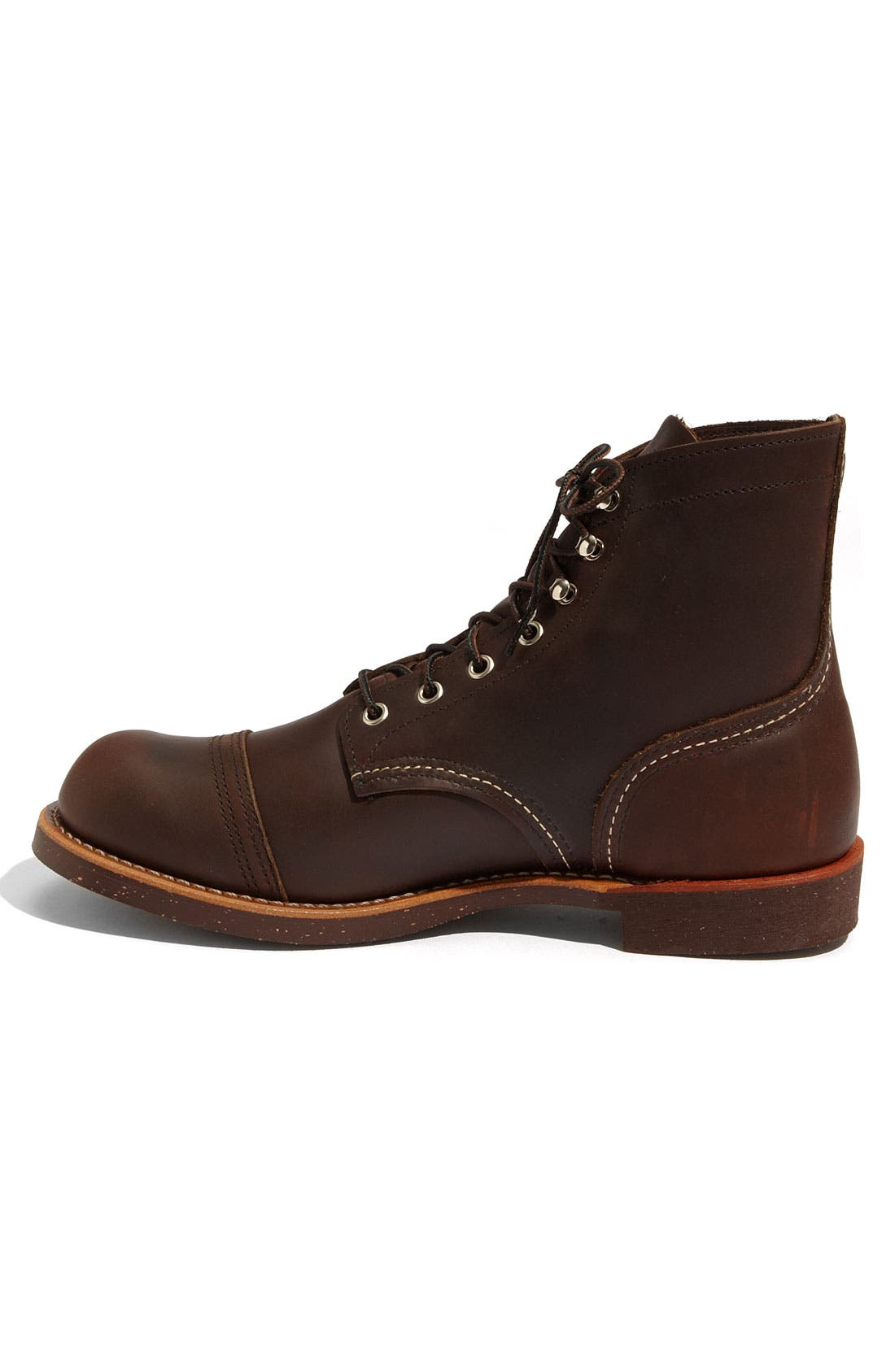 Alternate Image 2  - Red Wing 'Iron Ranger' 6 Inch Boot (Men)