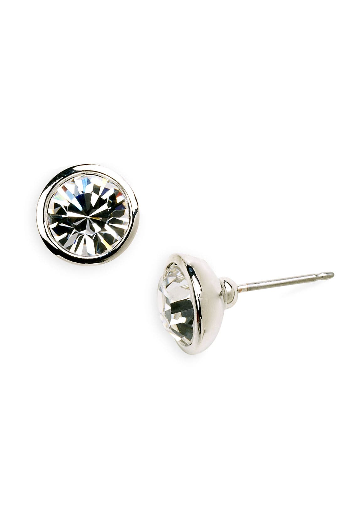 Main Image - Givenchy Crystal Stud Earrings (Nordstrom Exclusive)