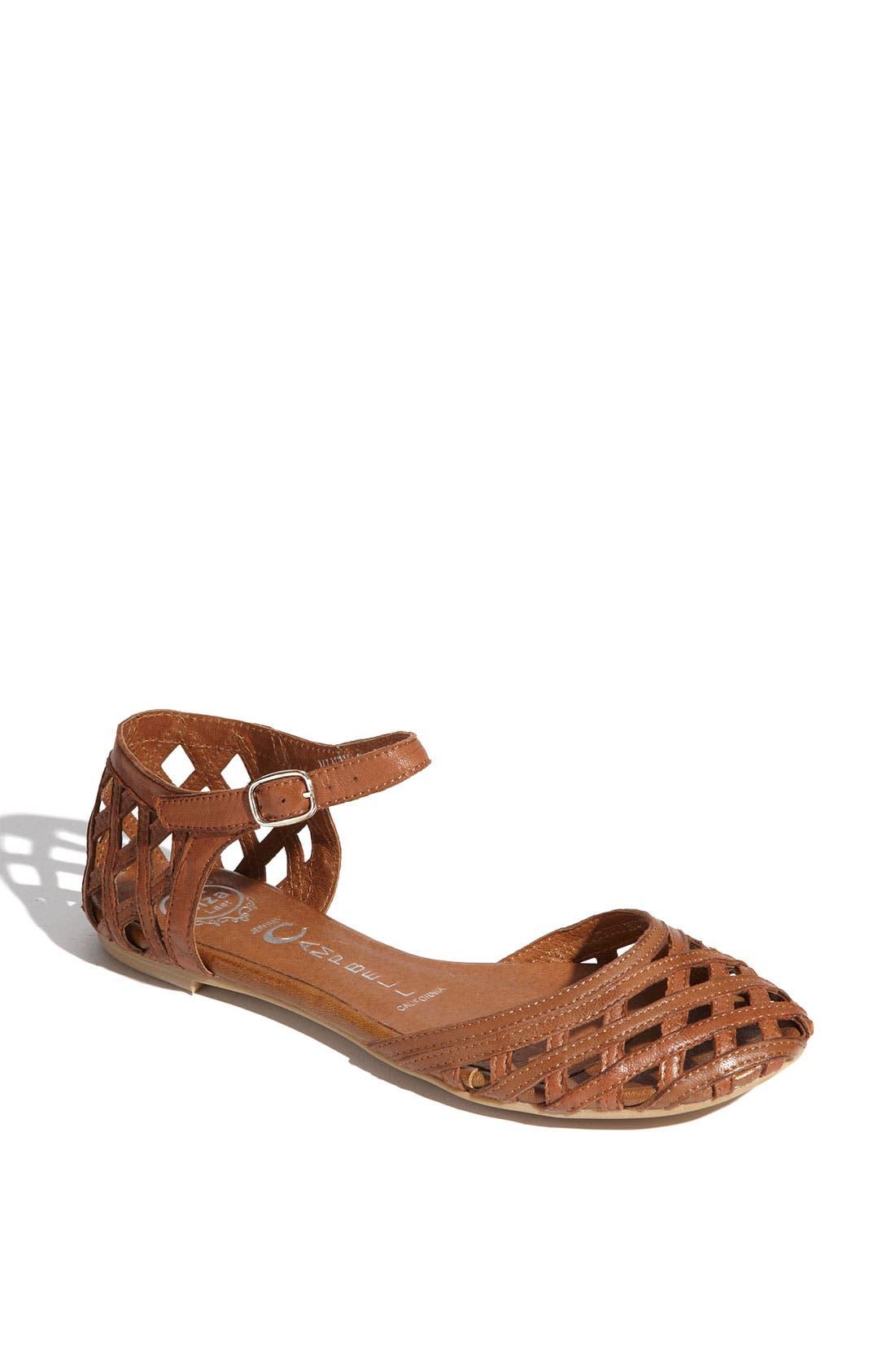 Alternate Image 1 Selected - Jeffrey Campbell 'Mindy 2' Flat Sandal