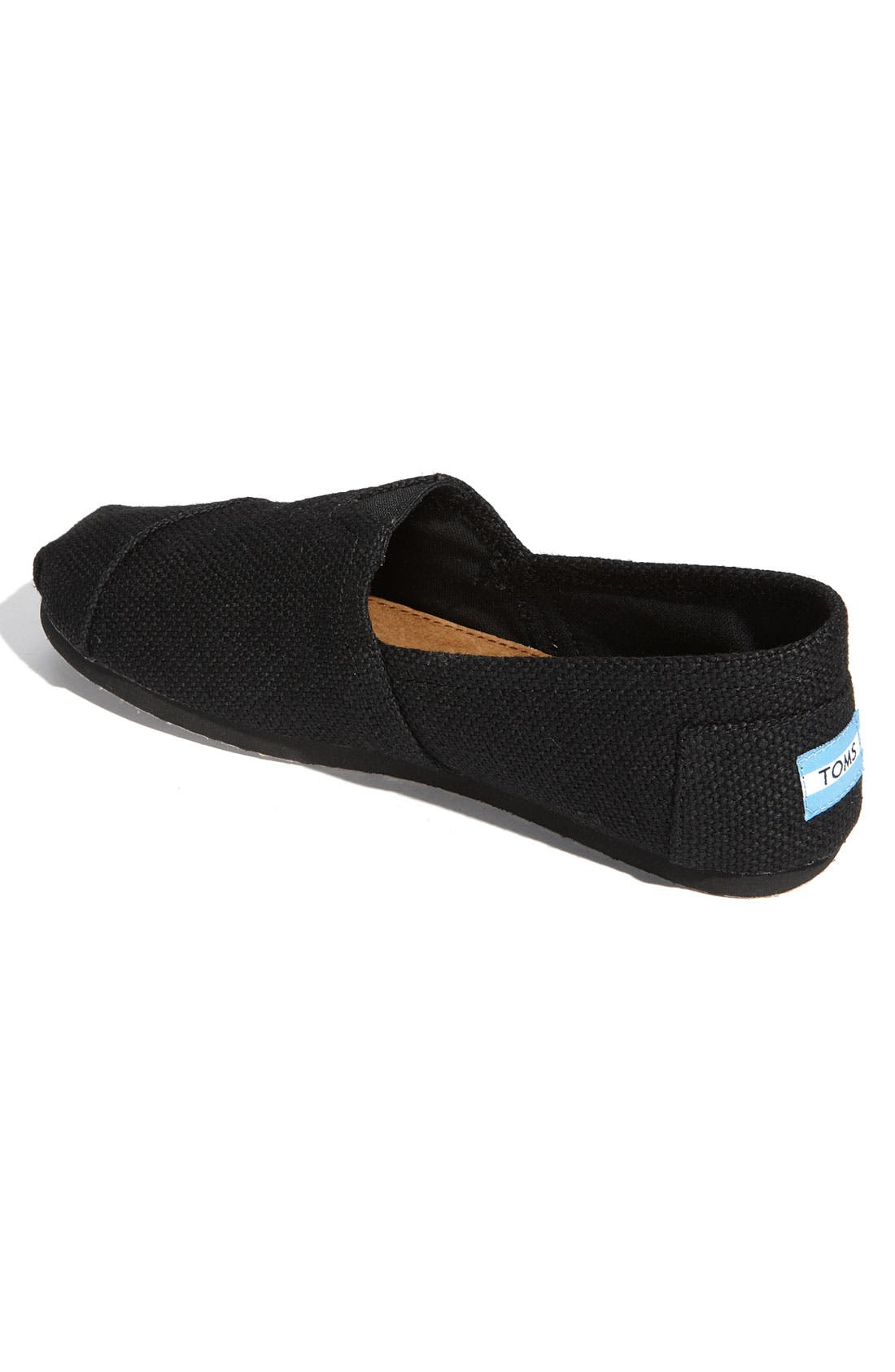 Alternate Image 2  - TOMS 'Classic' Burlap Slip-On   (Men)