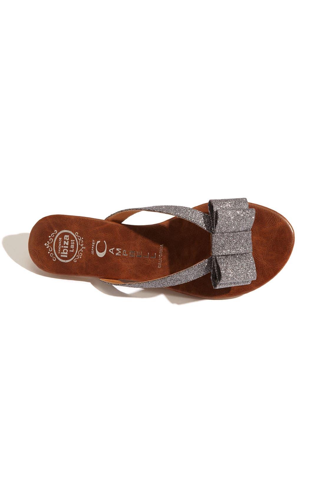 Alternate Image 3  - Jeffrey Campbell 'Esmerald' Glitter Sandal