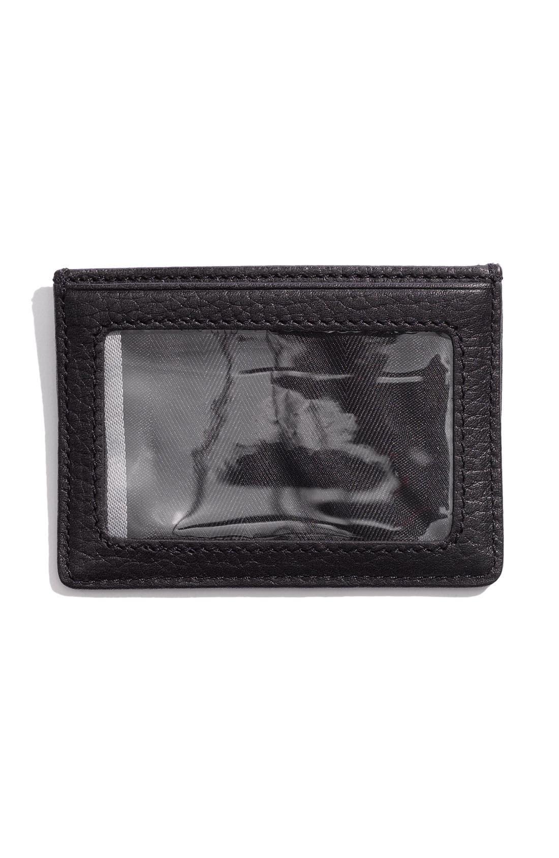 Alternate Image 2  - BOSS HUGO BOSS 'Bradenton' Leather Card Case
