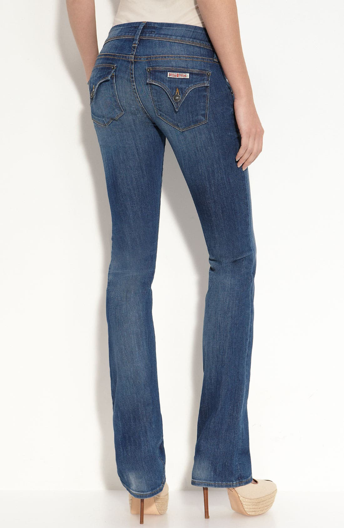 Alternate Image 2  - Hudson Jeans 'Baby Boot' Bootcut Stretch Denim Jeans (I Want To)