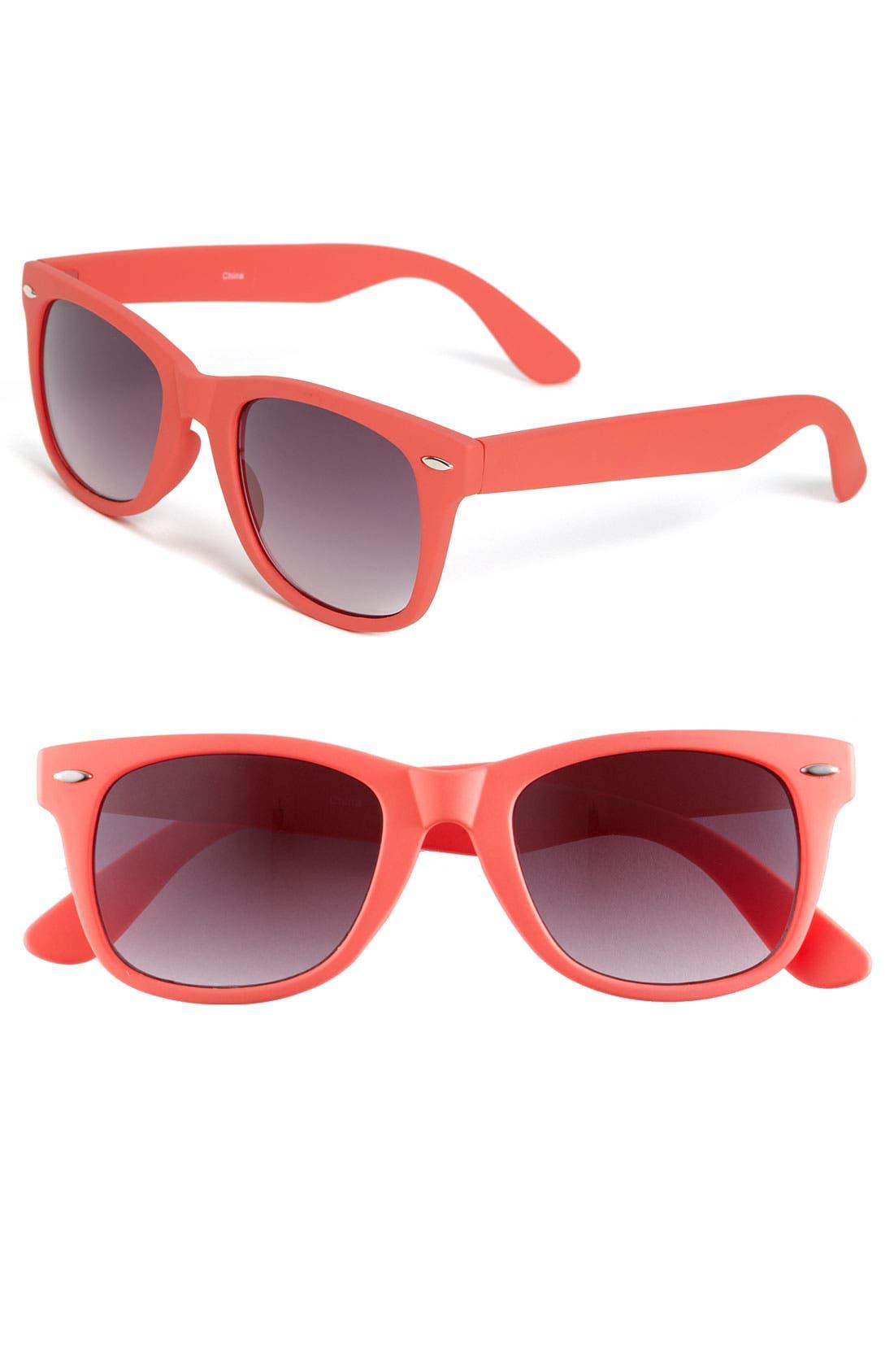 Alternate Image 1 Selected - Icon Eyewear 'Maureen' Sunglasses (2 for $20)